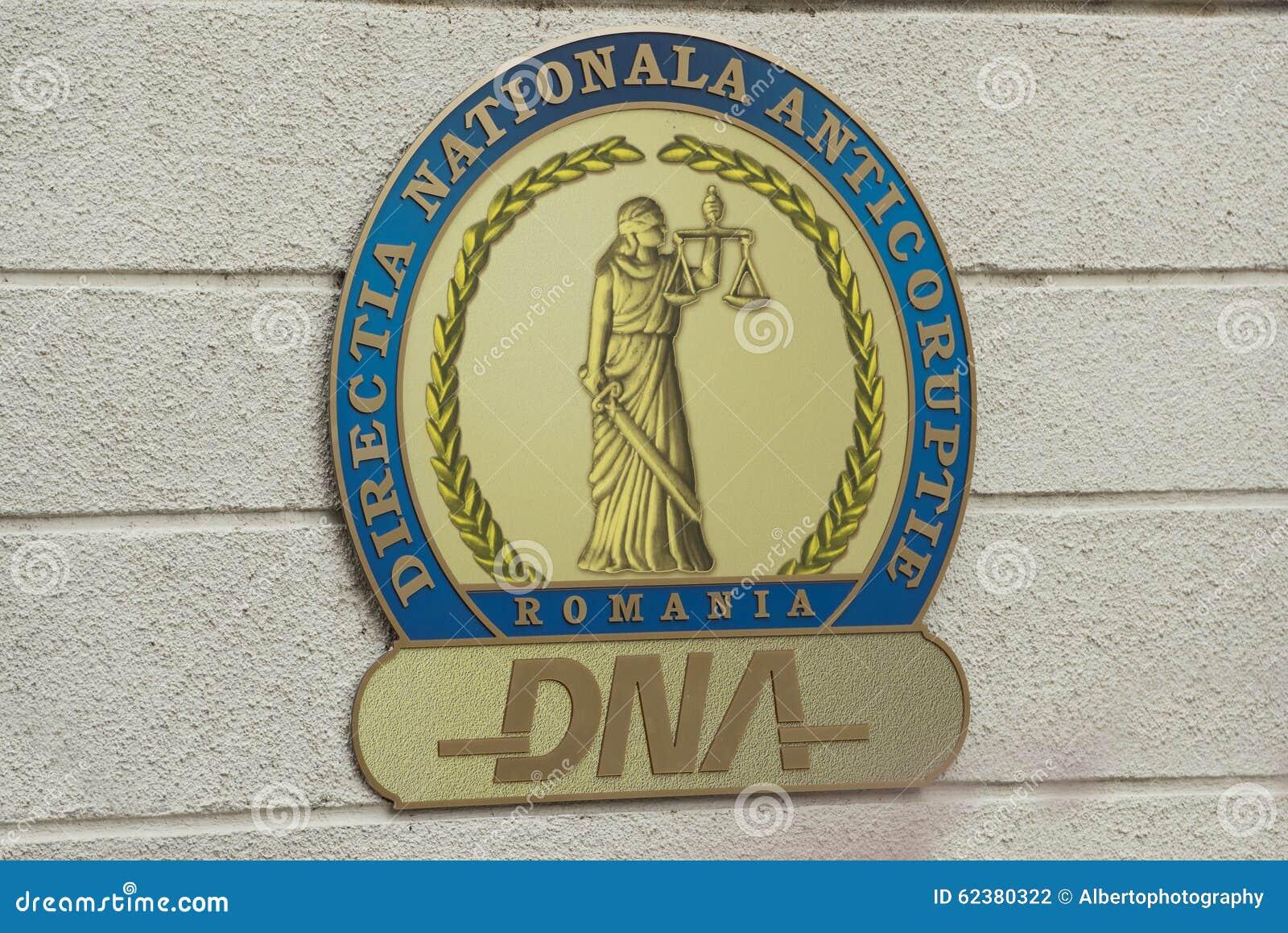 Logotipo de la DNA