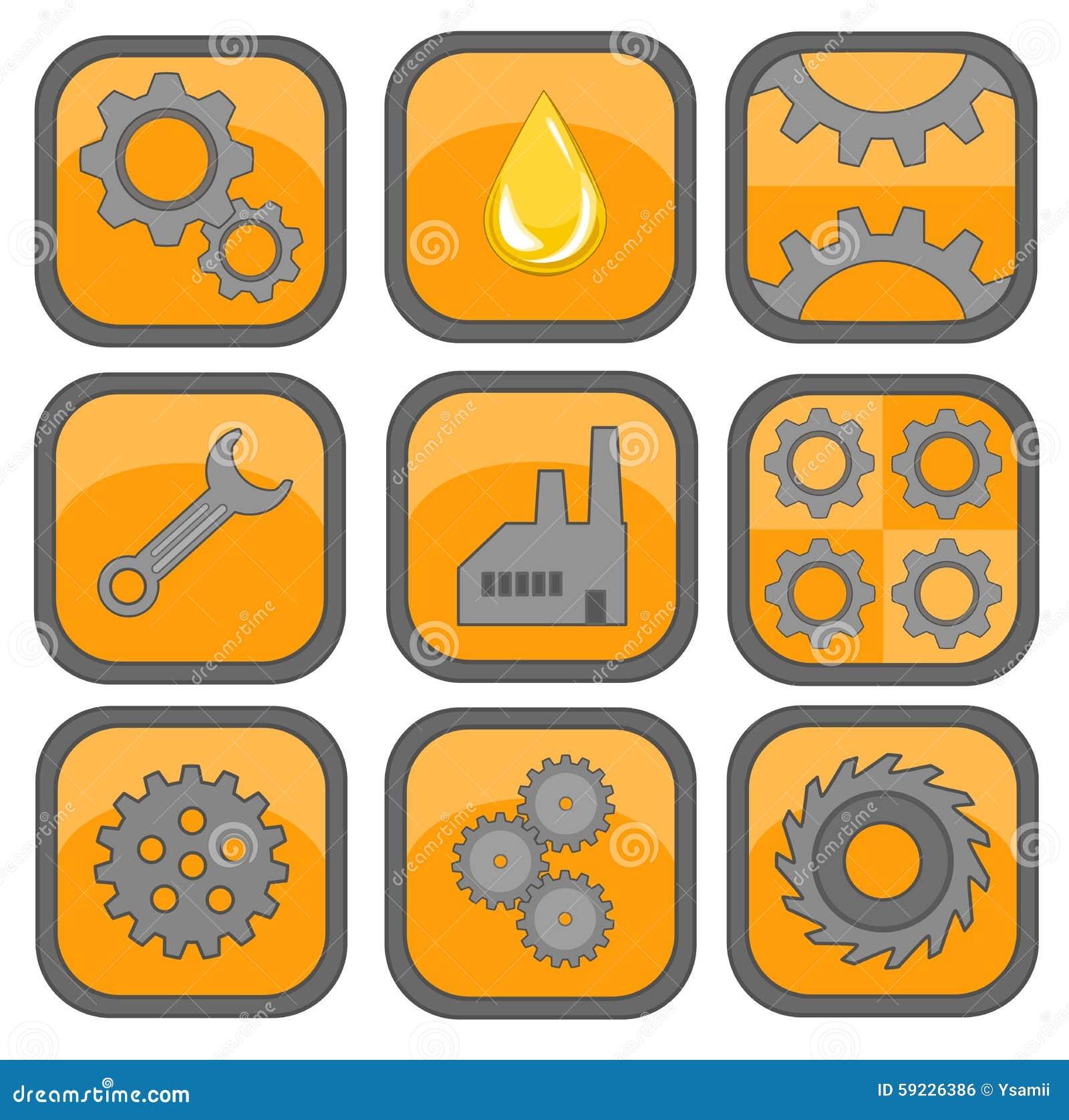 Logotipo de la industria