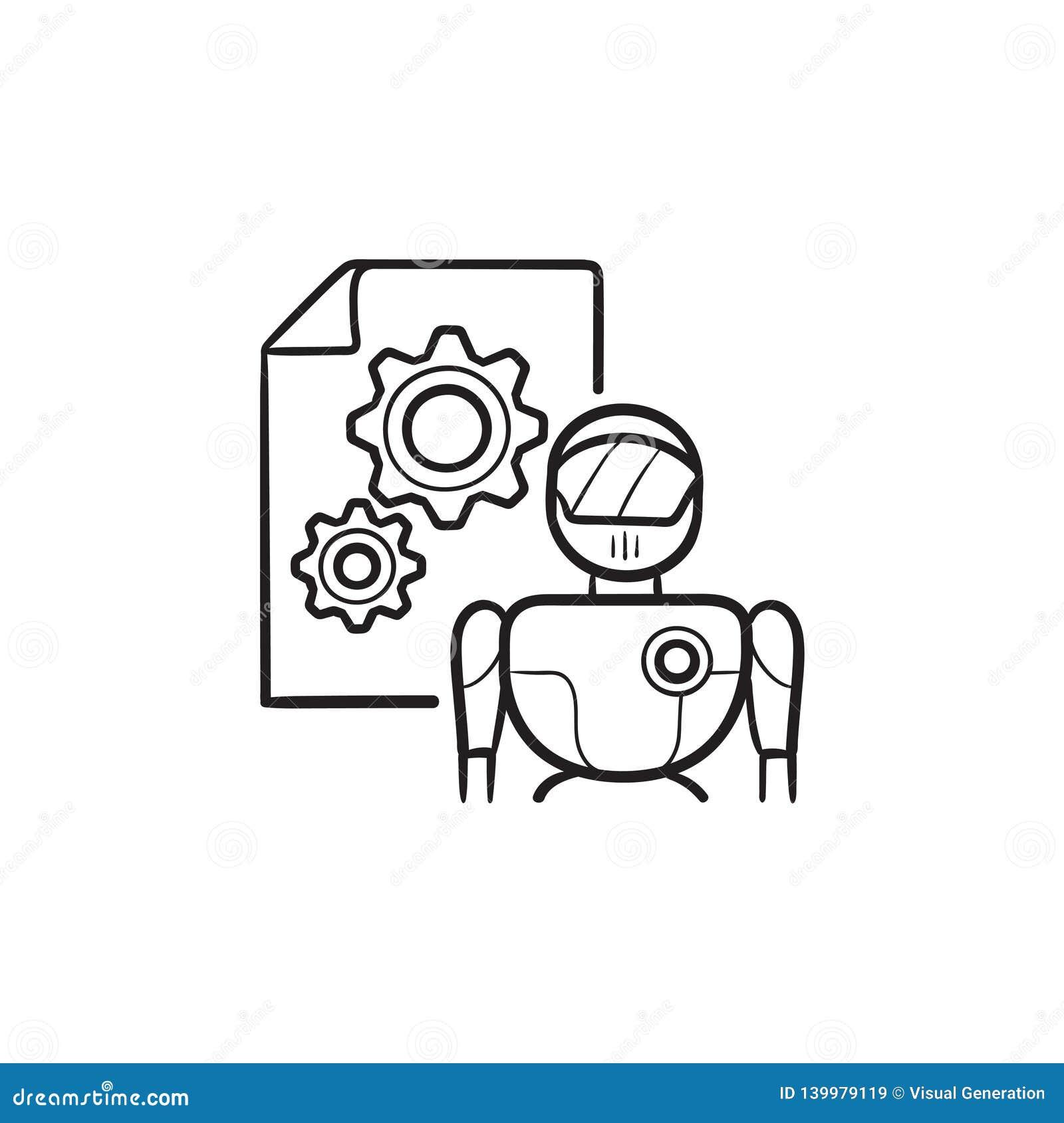 Logotipo de la inteligencia artificial