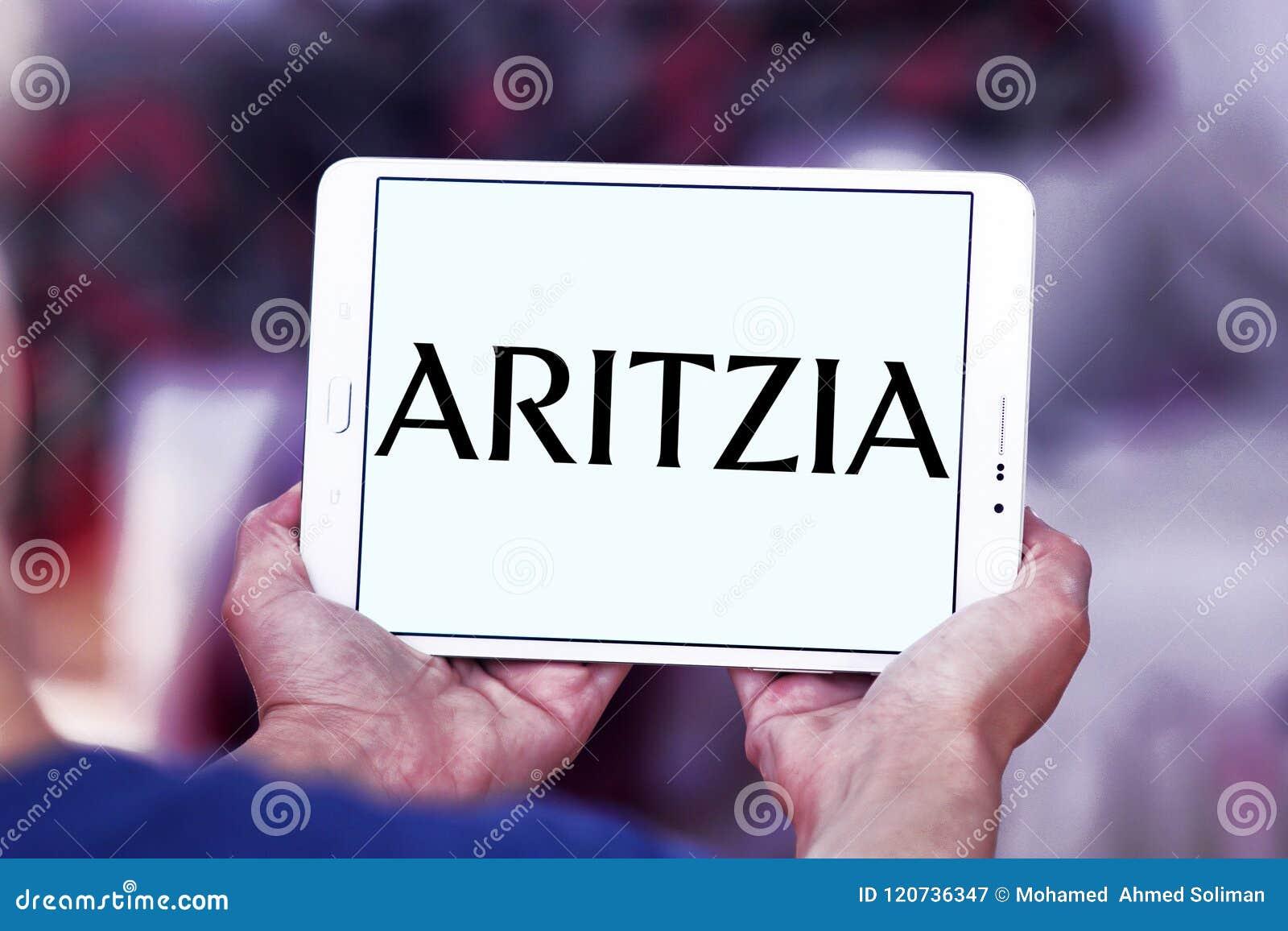 Logotipo de la marca de la moda de Aritzia