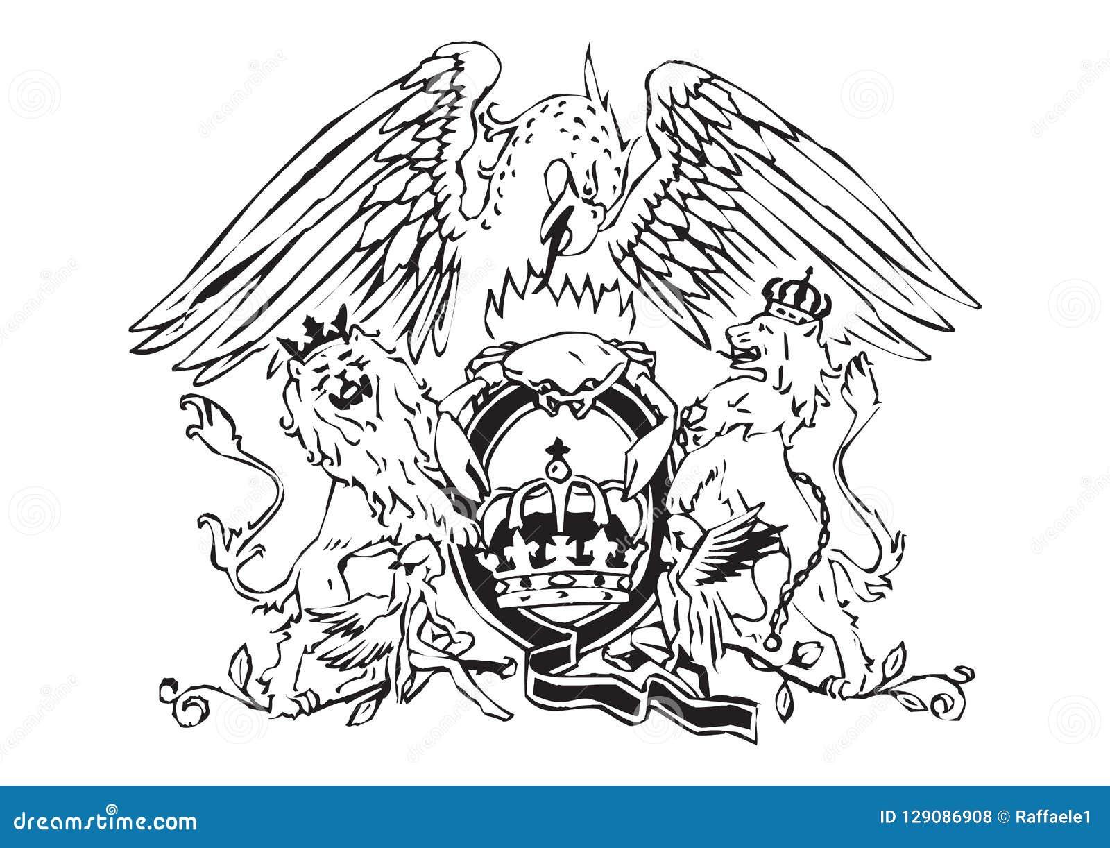 Logotipo de la reina