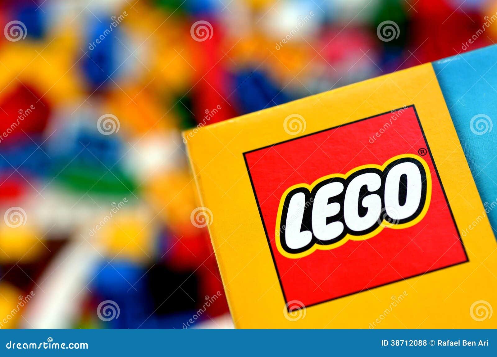 Logotipo de Lego