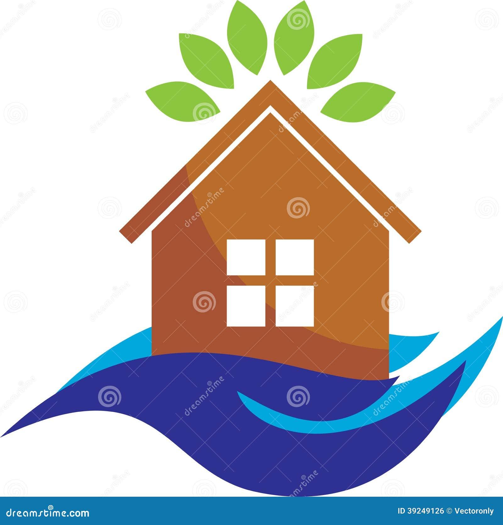 Logotipo de los cuidados en casa ilustraci n del vector - Cuidados paliativos en casa ...