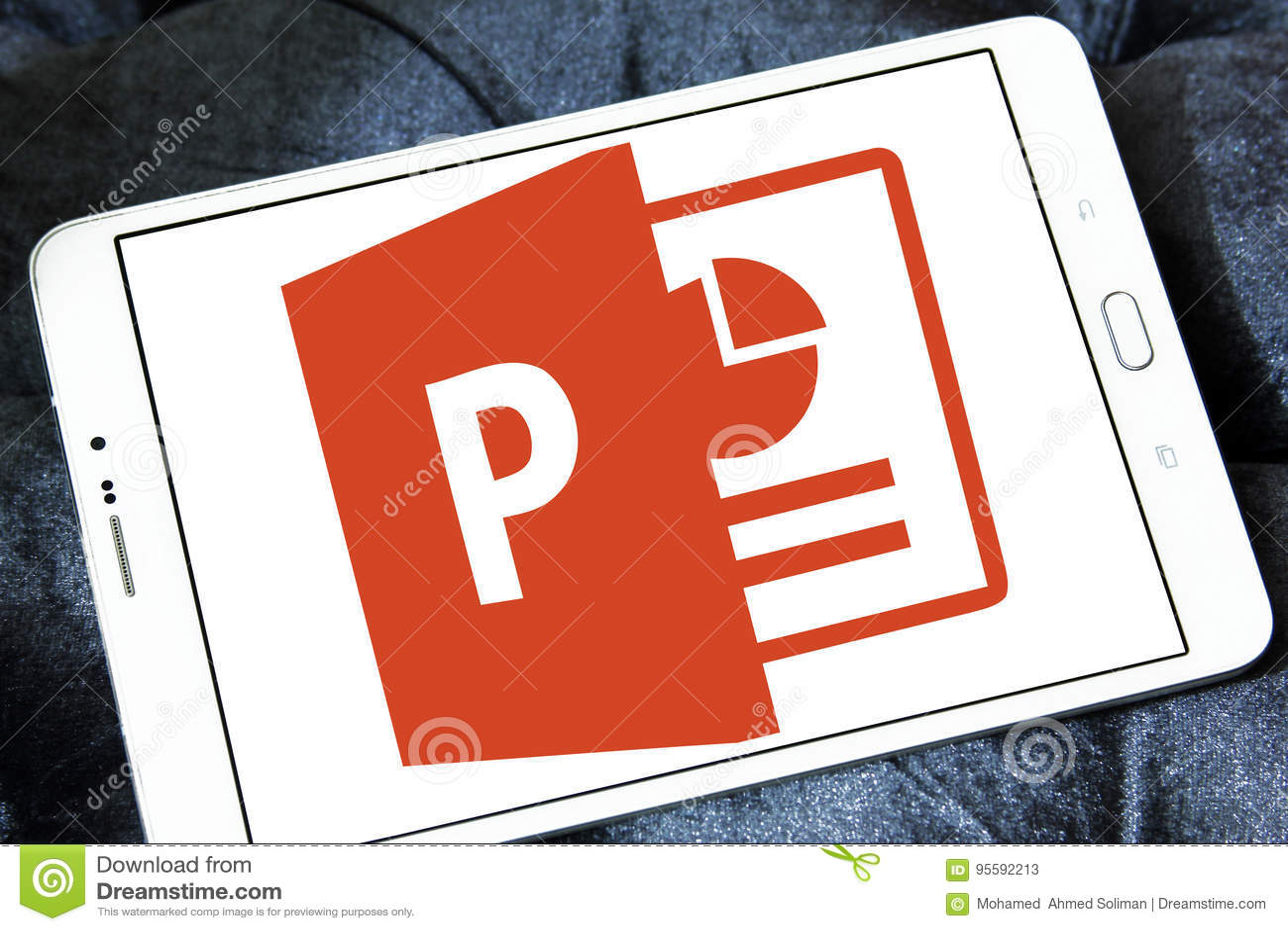 logo de power point