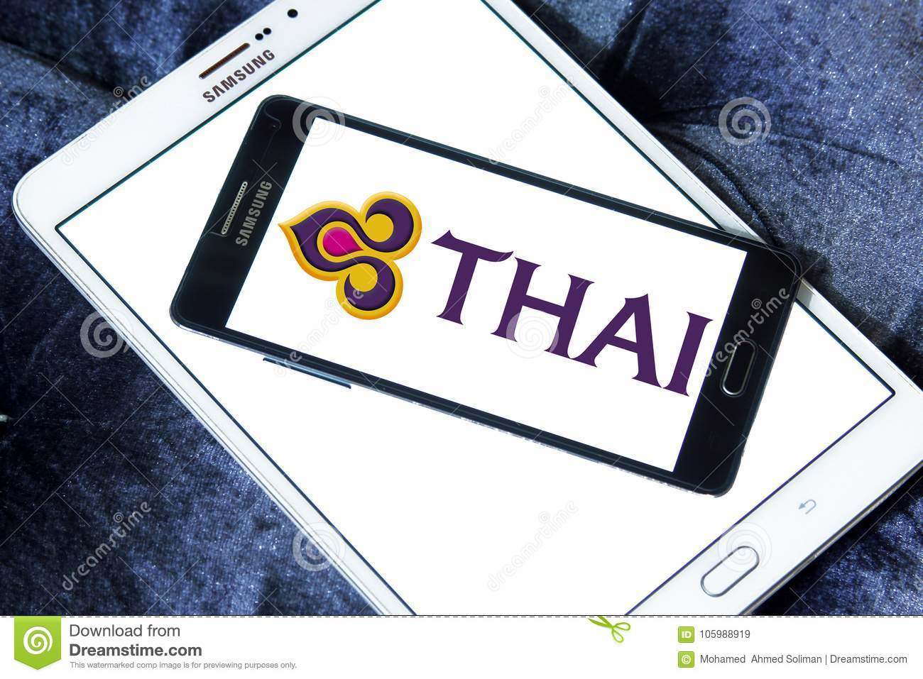 Logotipo de Thai Airways