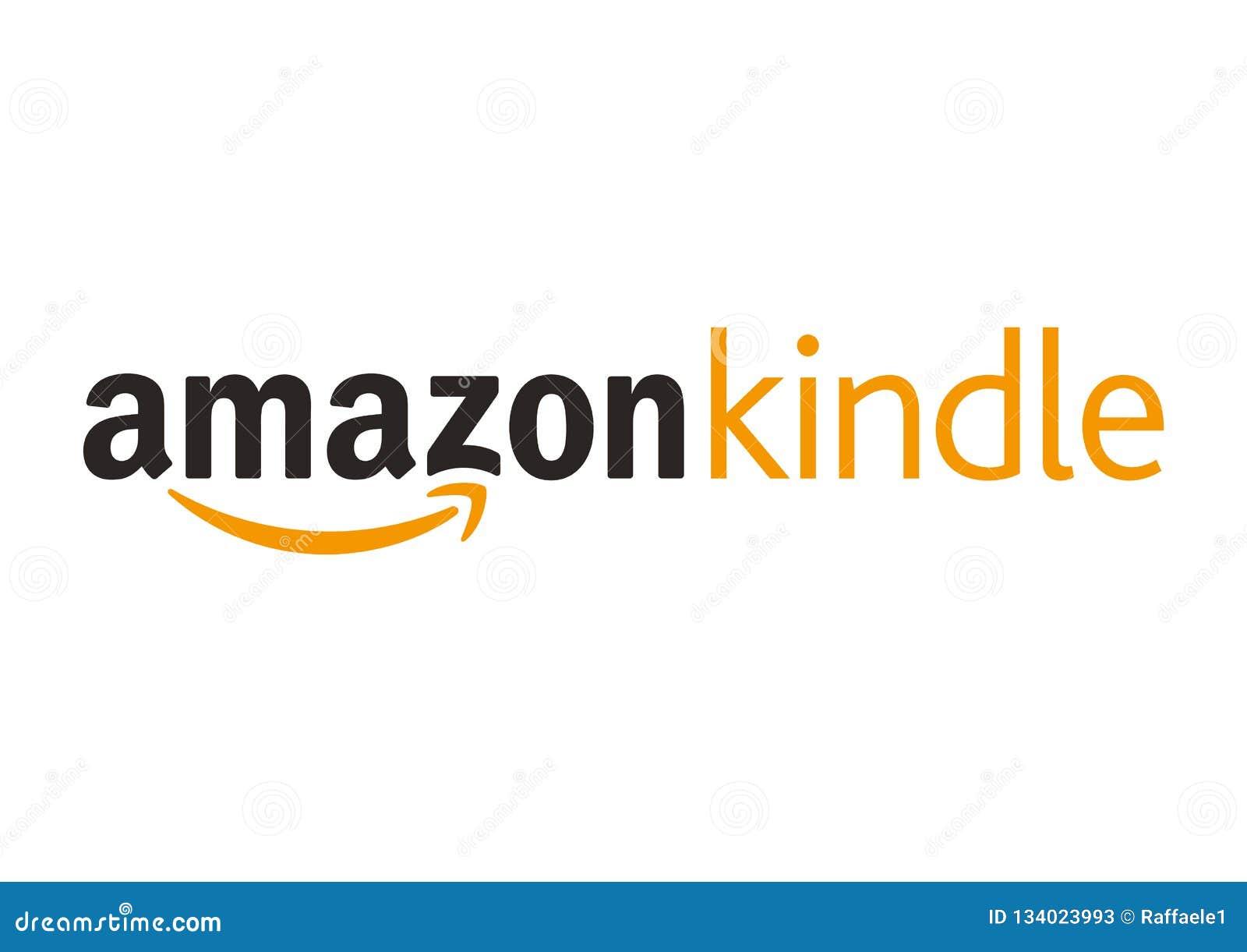 Logotipo del Amazon Kindle