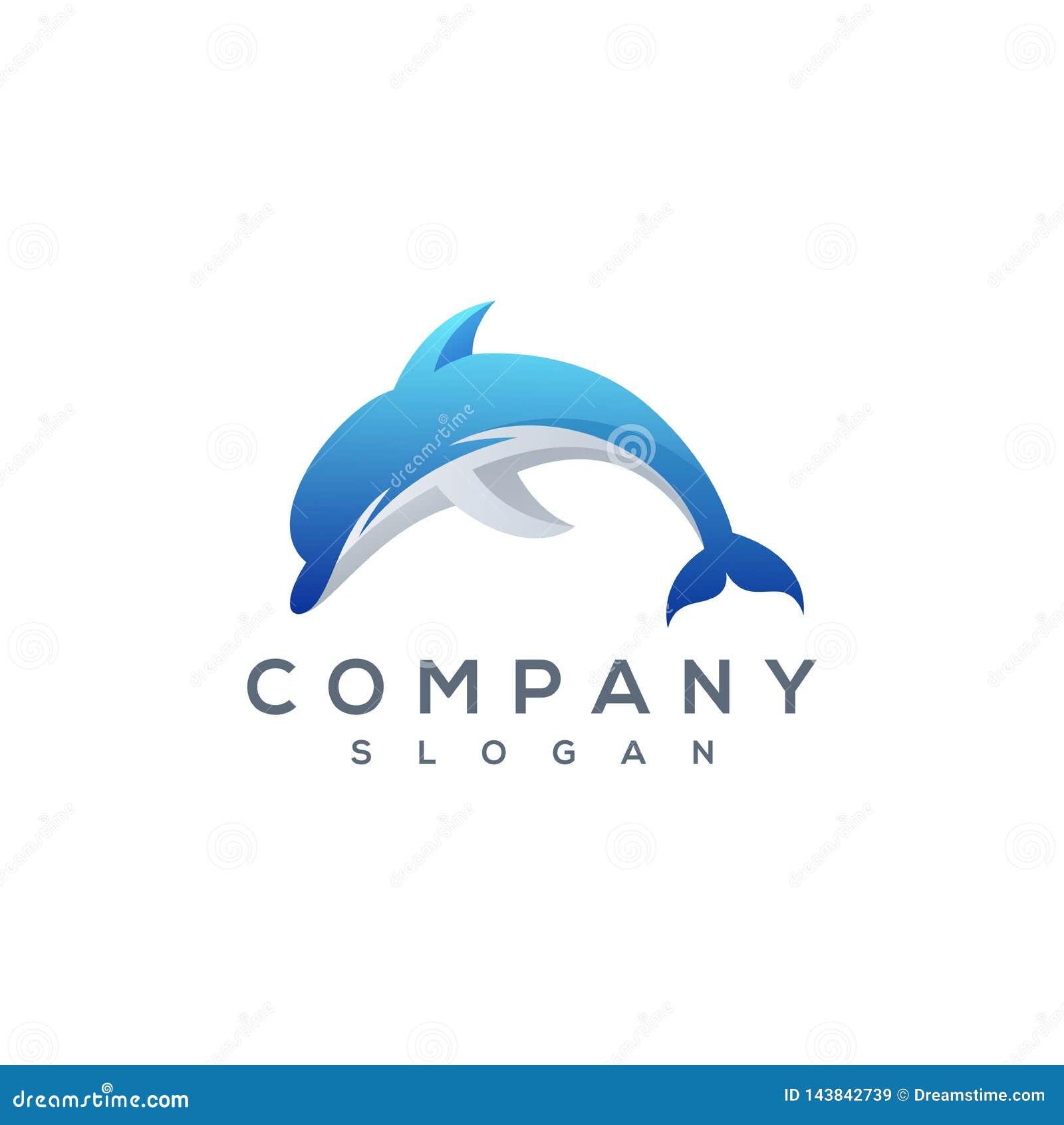 Logotipo del delf?n