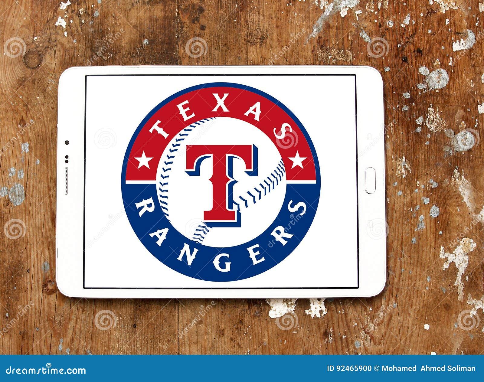 Logotipo del equipo de béisbol de Texas Rangers