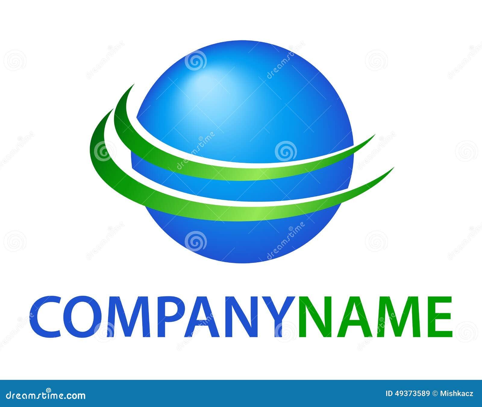 Logotipo del globo