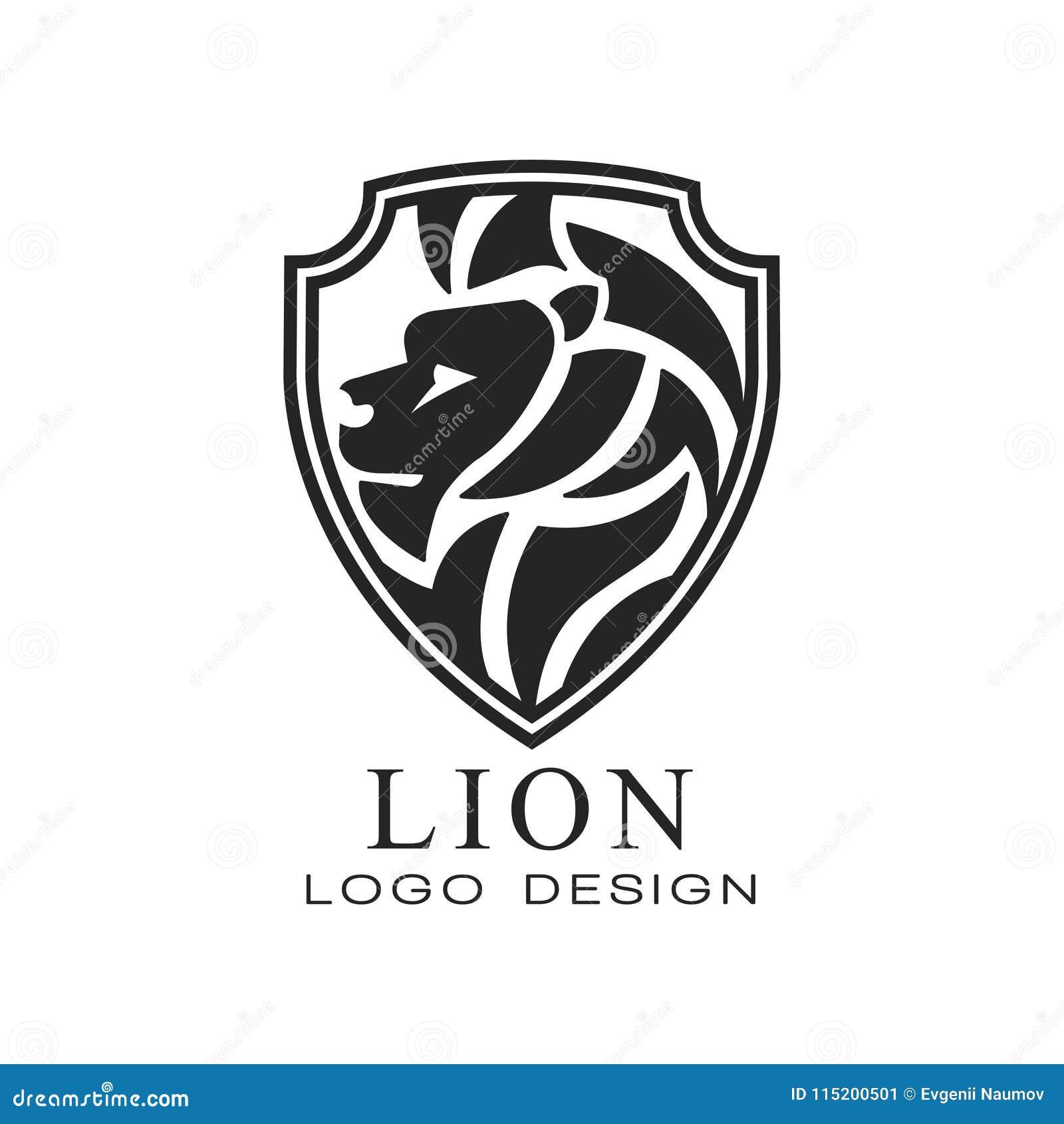 dd09133a8 Logotipo Del León