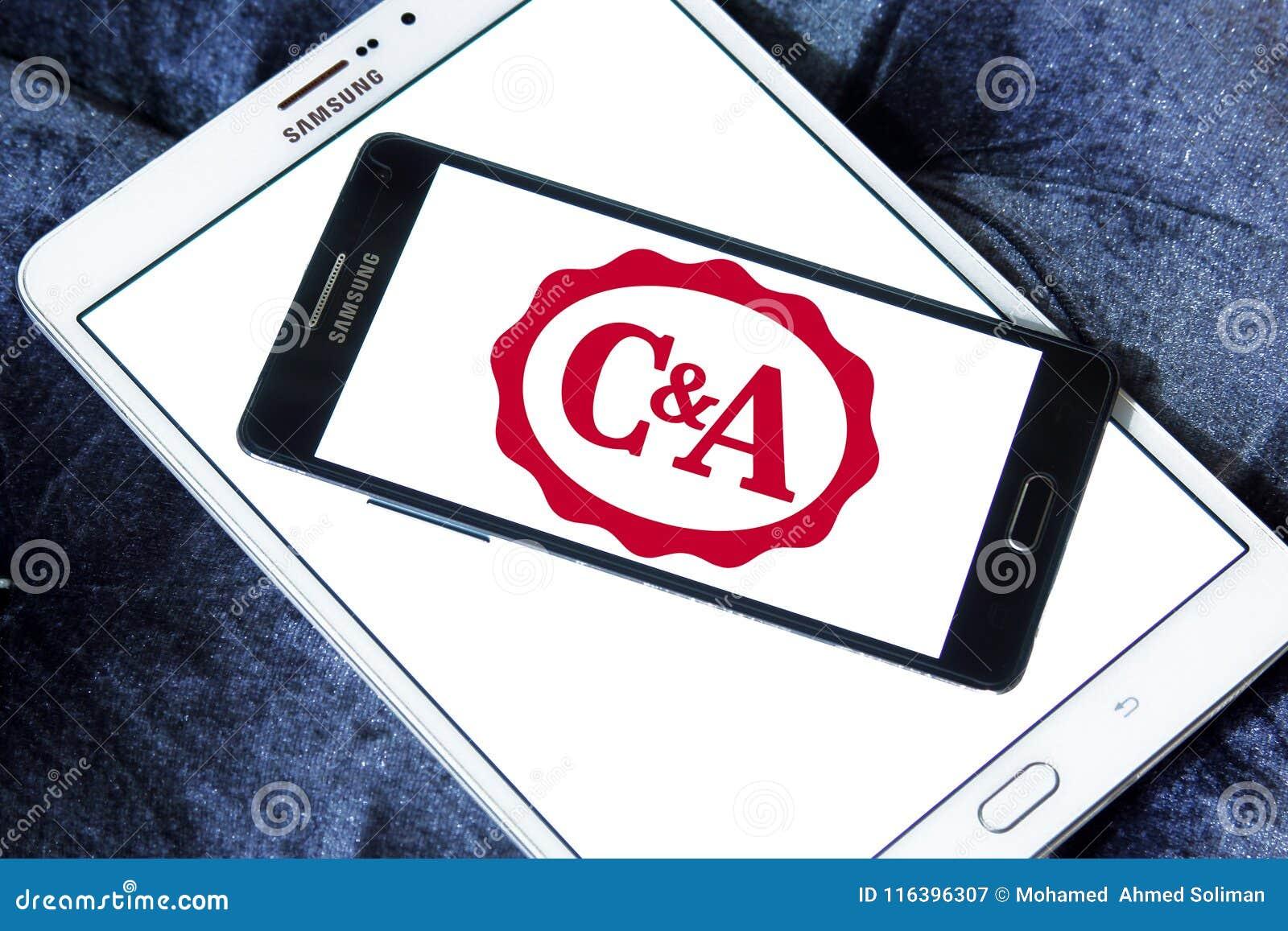 Logotipo Del Minorista De C A Fotografia Editorial Imagen De Ilustracion Muestras 116396307