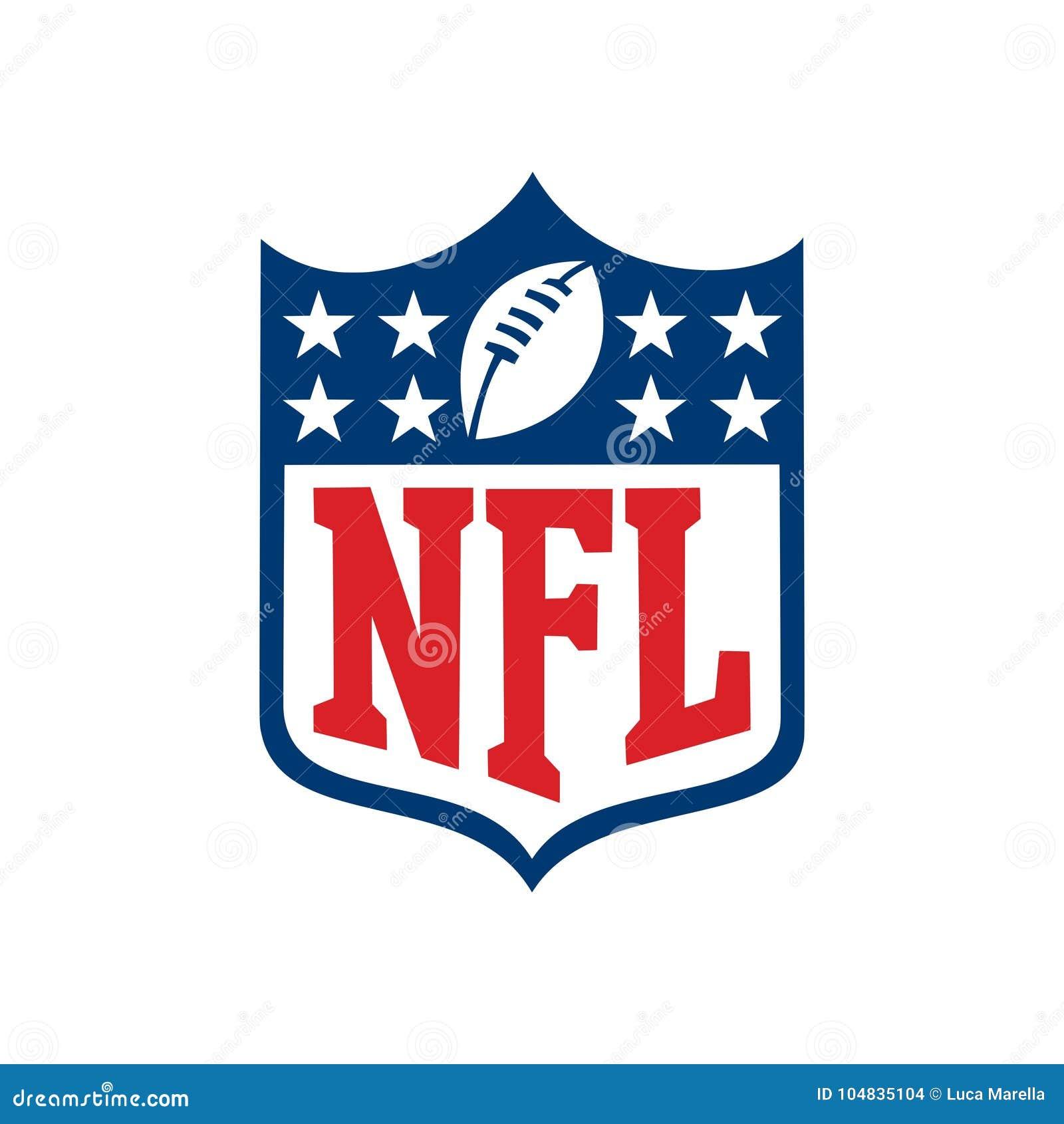 Logotipo del NFL aislado - png