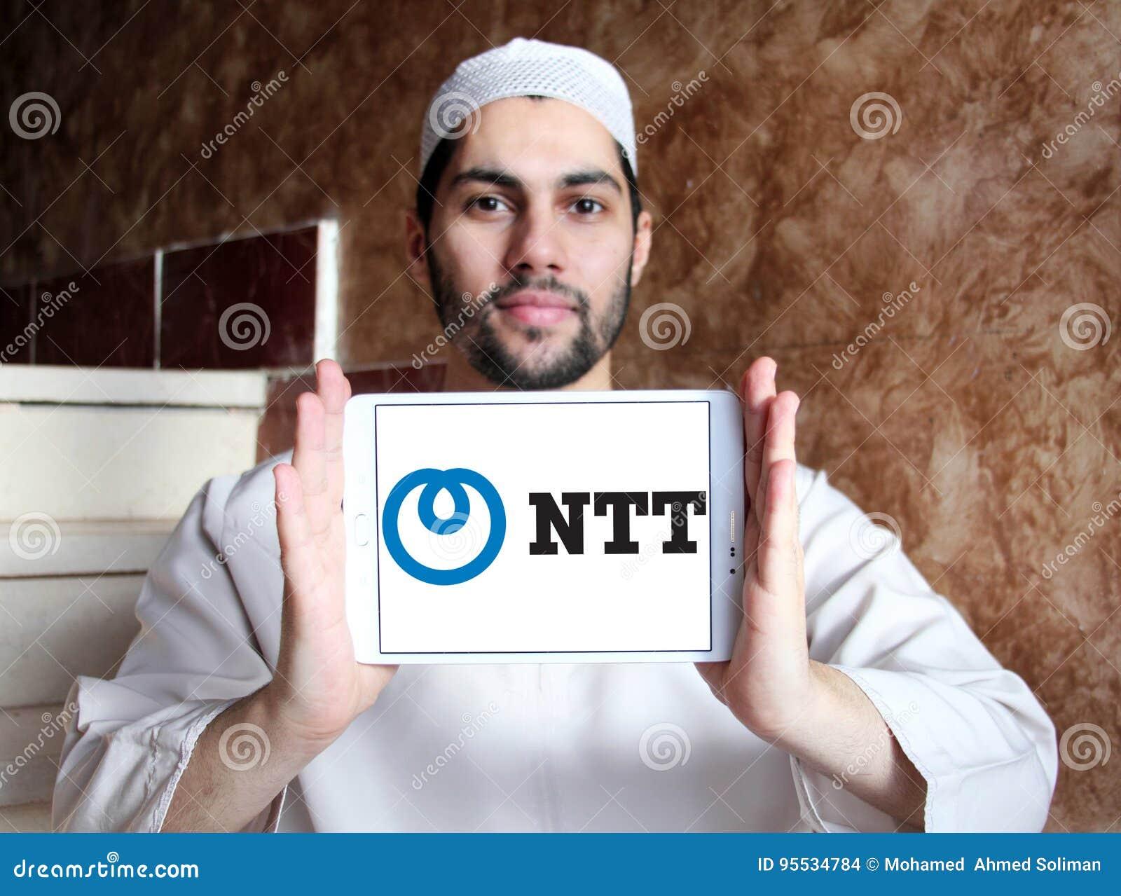 Logotipo del Ntt
