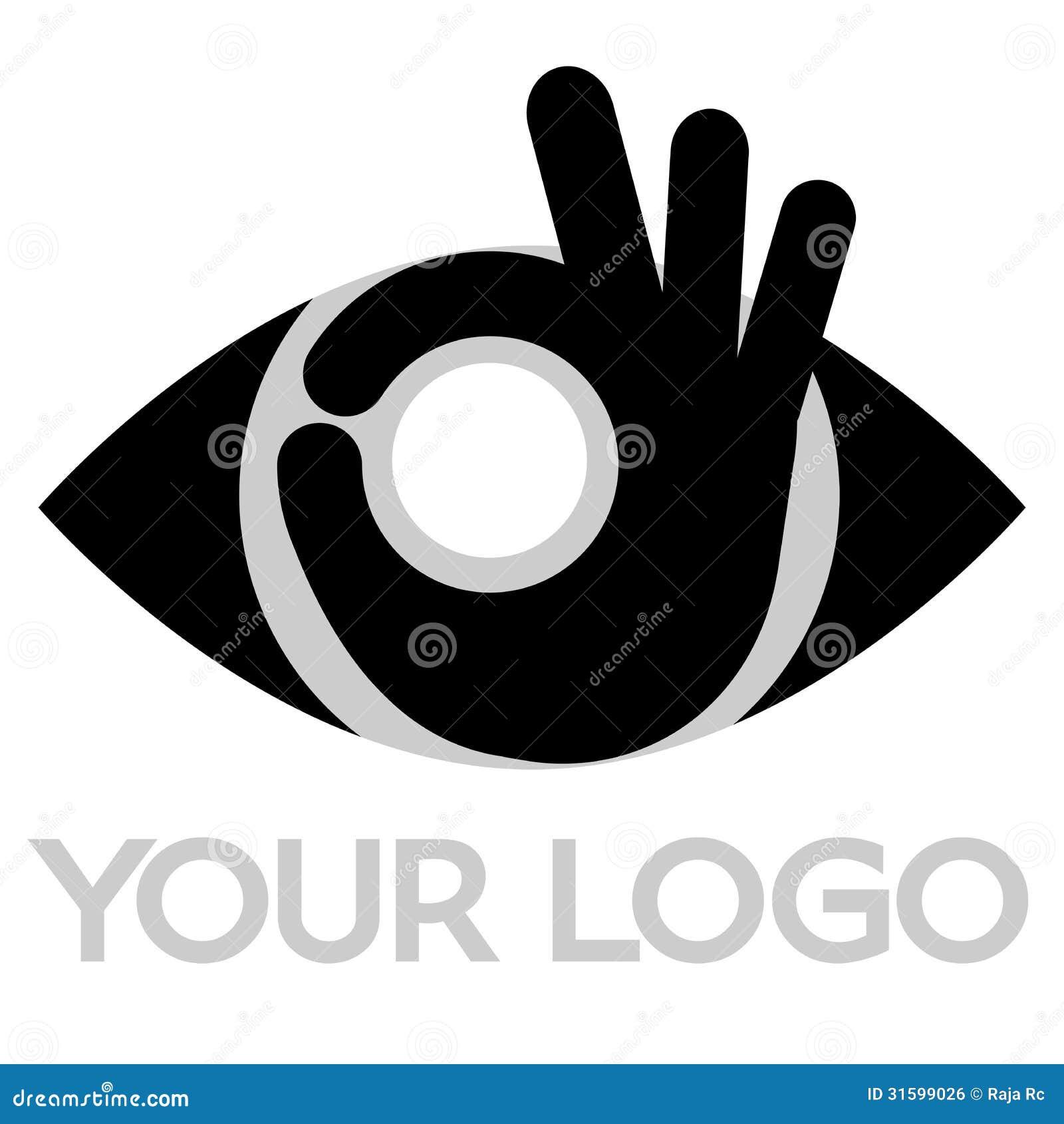 Logotipo del ojo