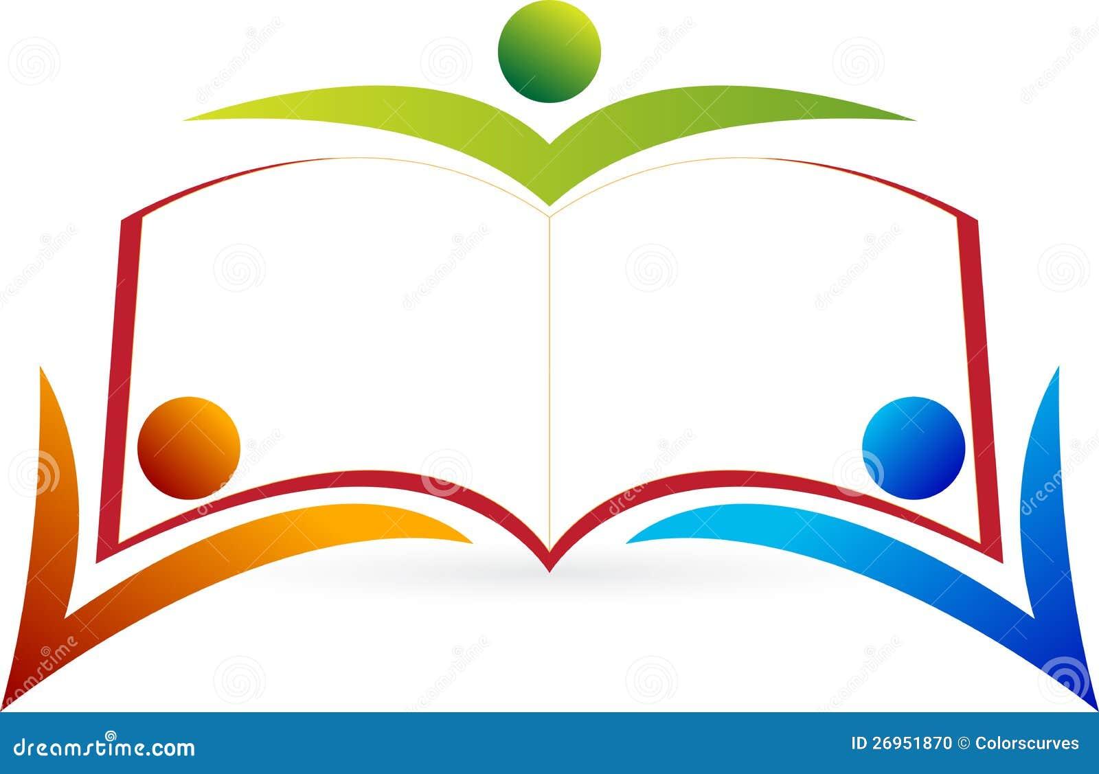 Logotipo del peope del libro