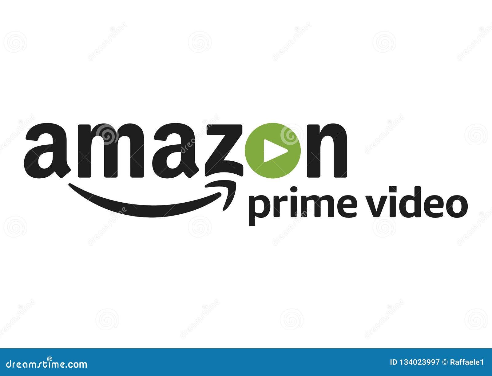 Logotipo del vídeo de la prima del Amazonas