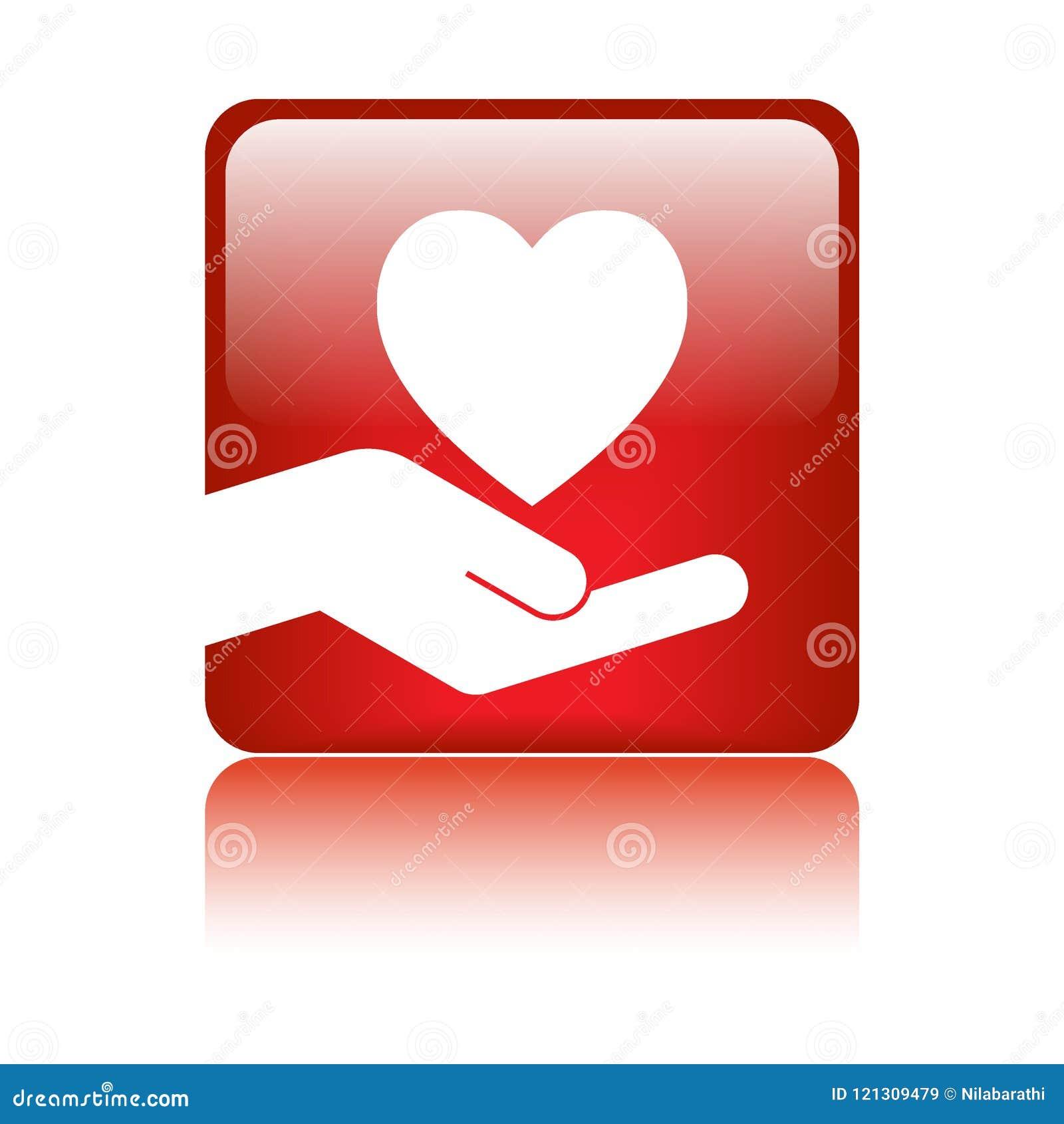 Logotipo disponivel do coração
