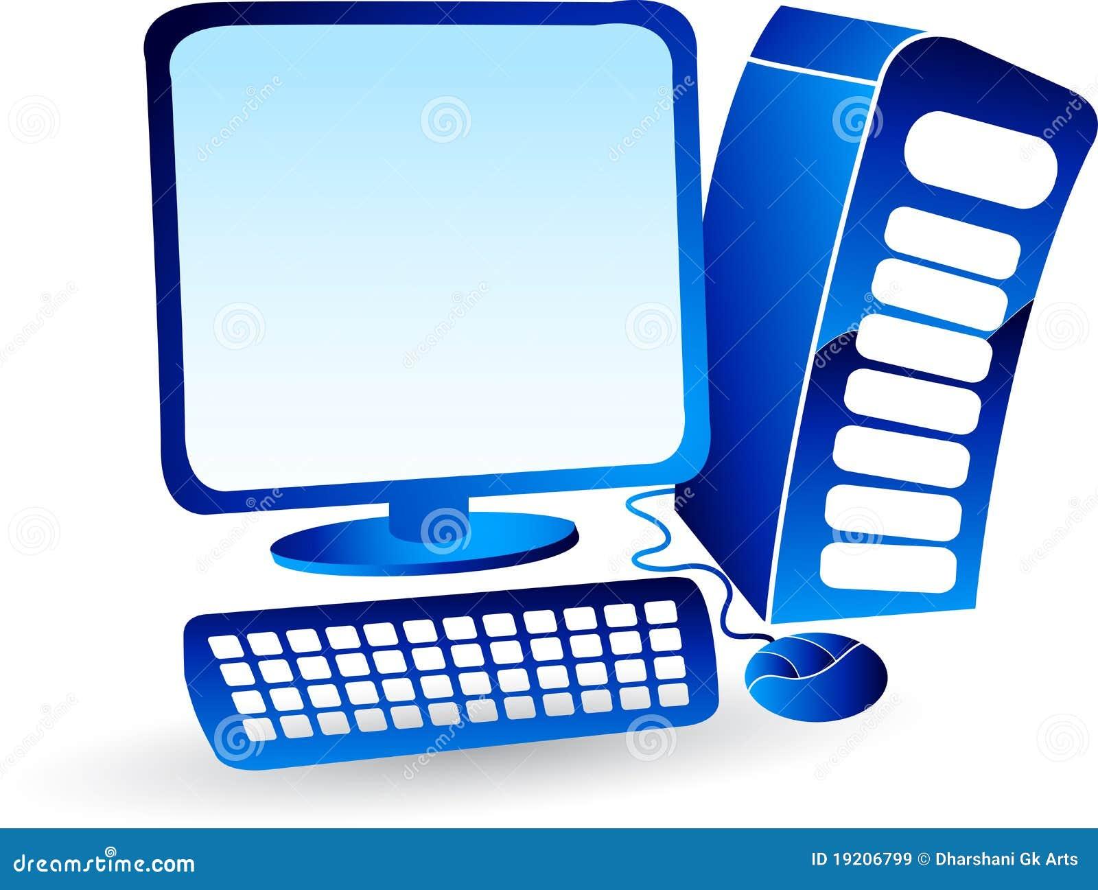 Logotipo do computador