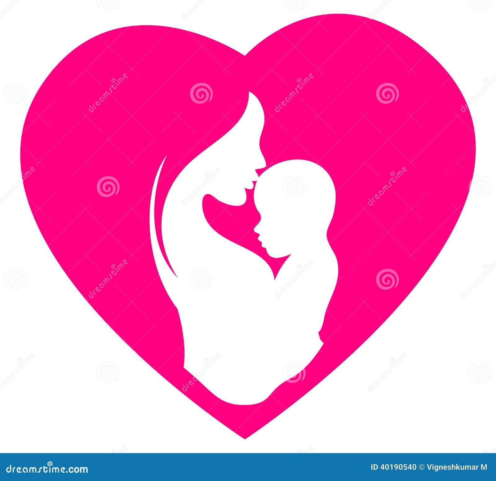 Logotipo do dia de mães