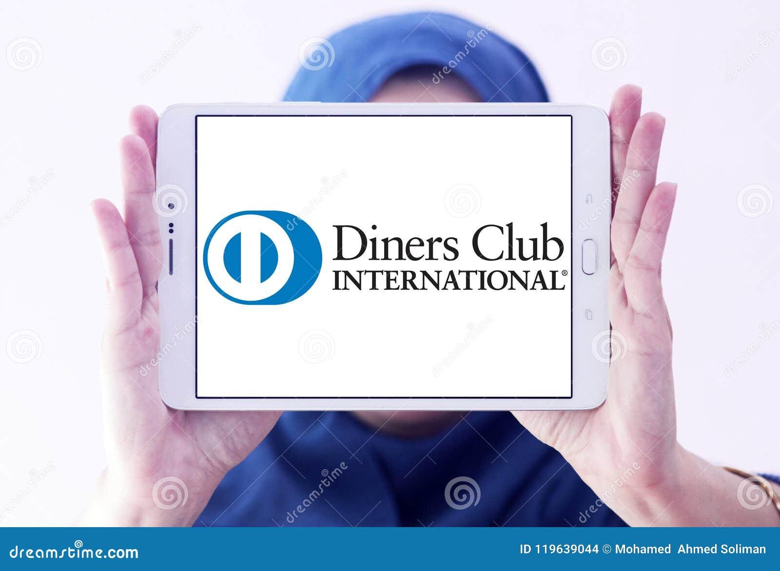 Logotipo do International do clube dos jantares