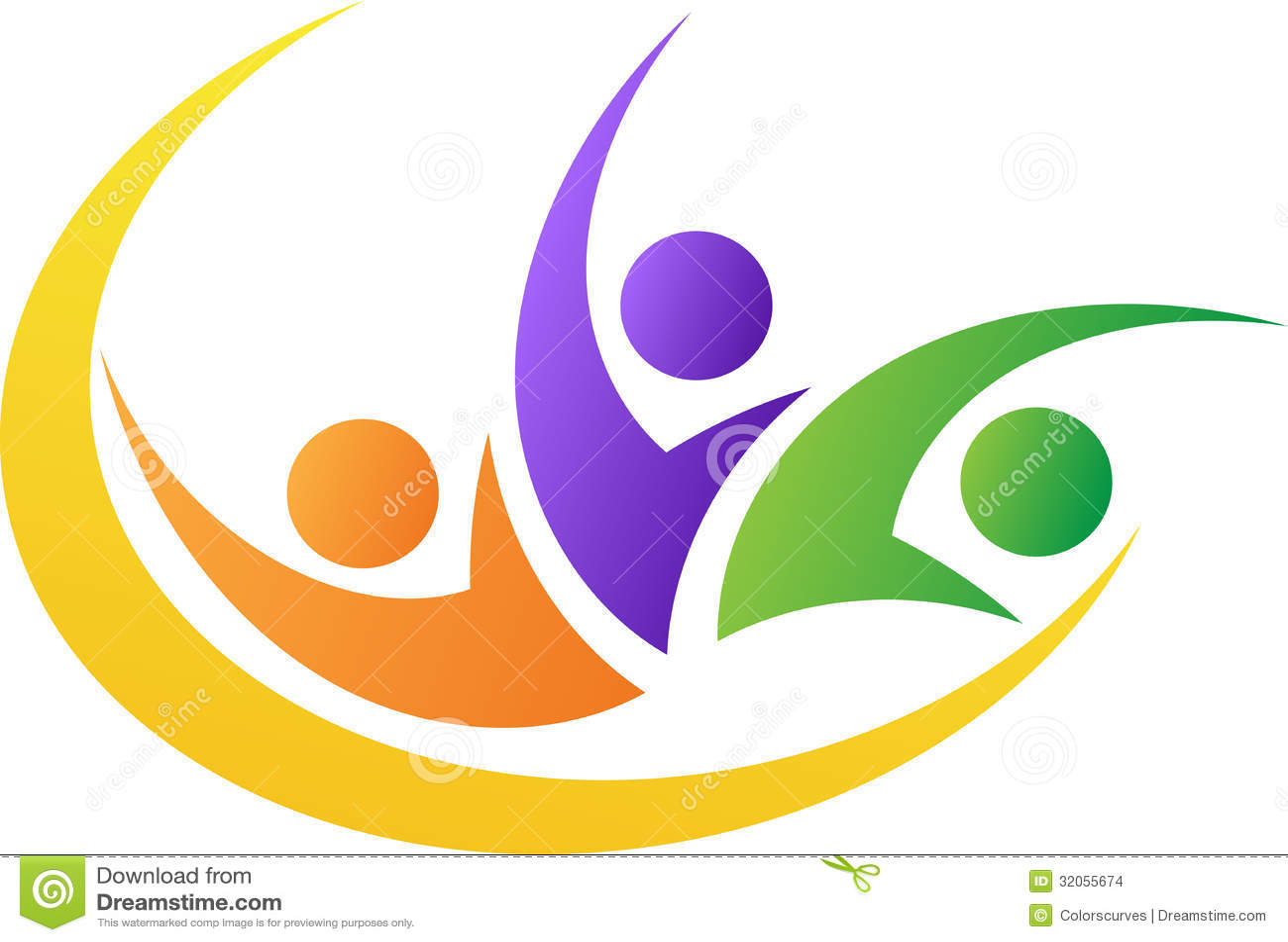 Logotipo dos povos da liberdade