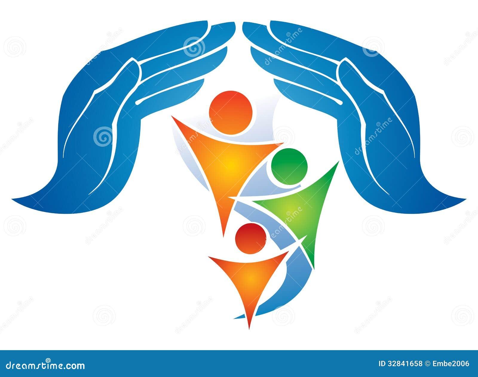 Logotipo dos povos do cuidado