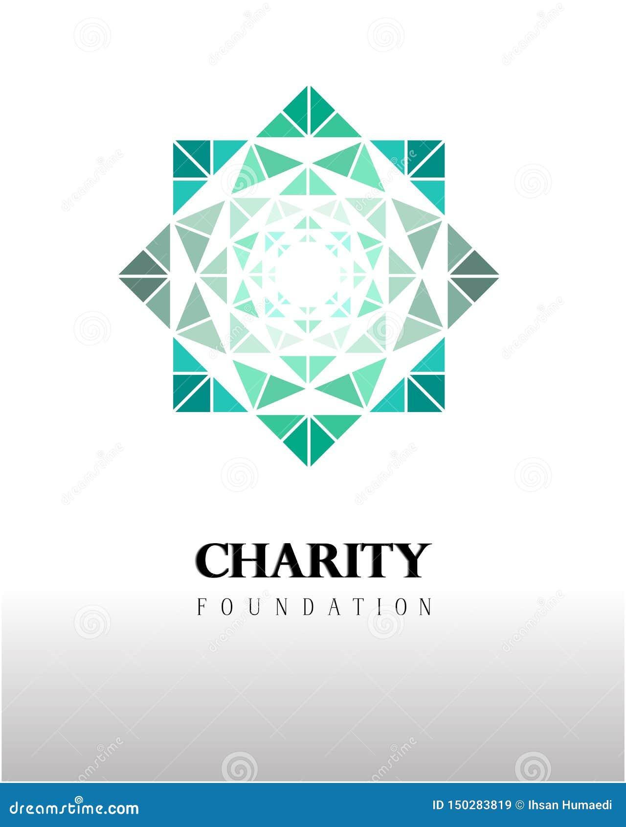 Logotipo elegante y atraer la atención a la institución