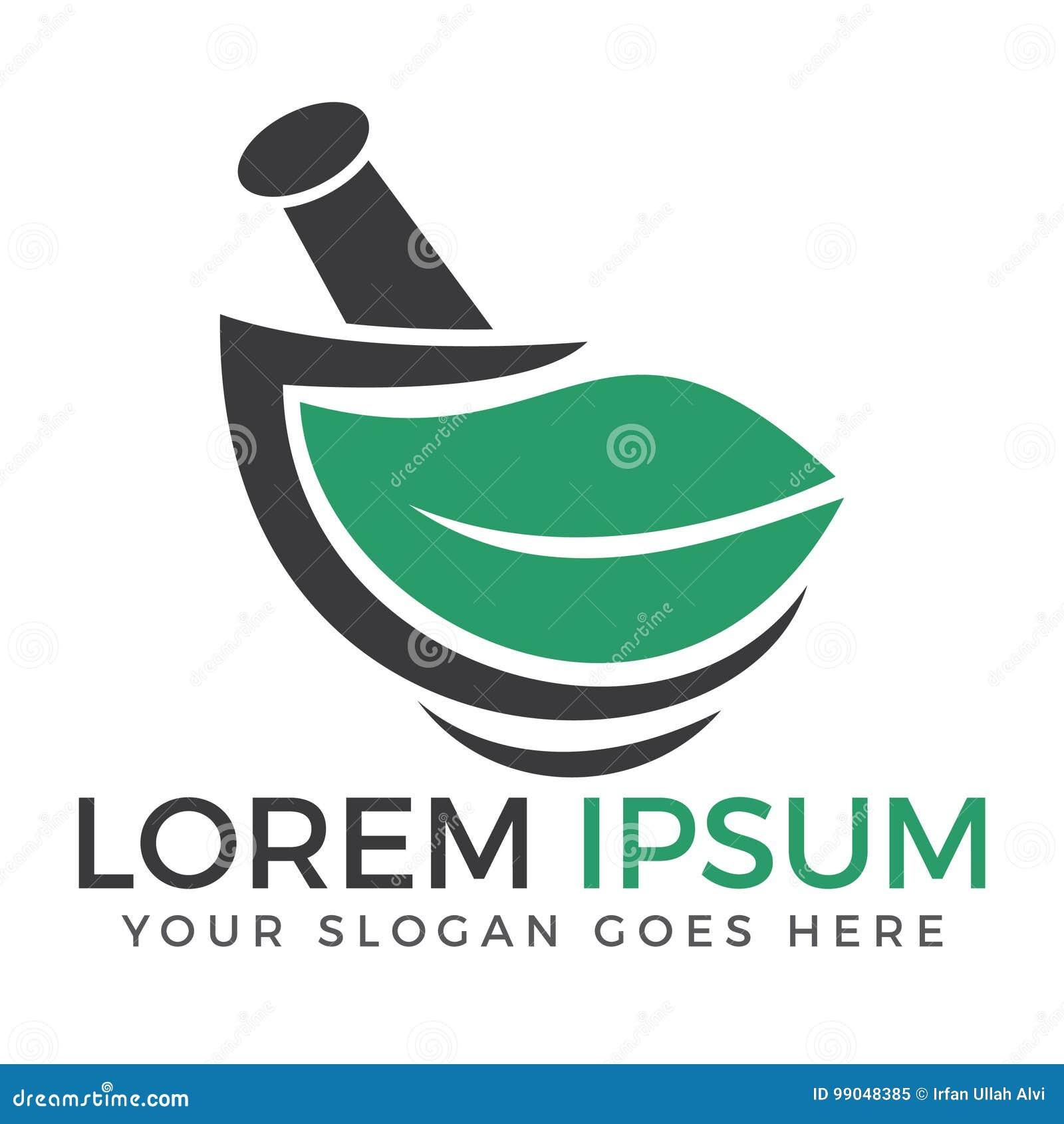 Logotipo médico da farmácia