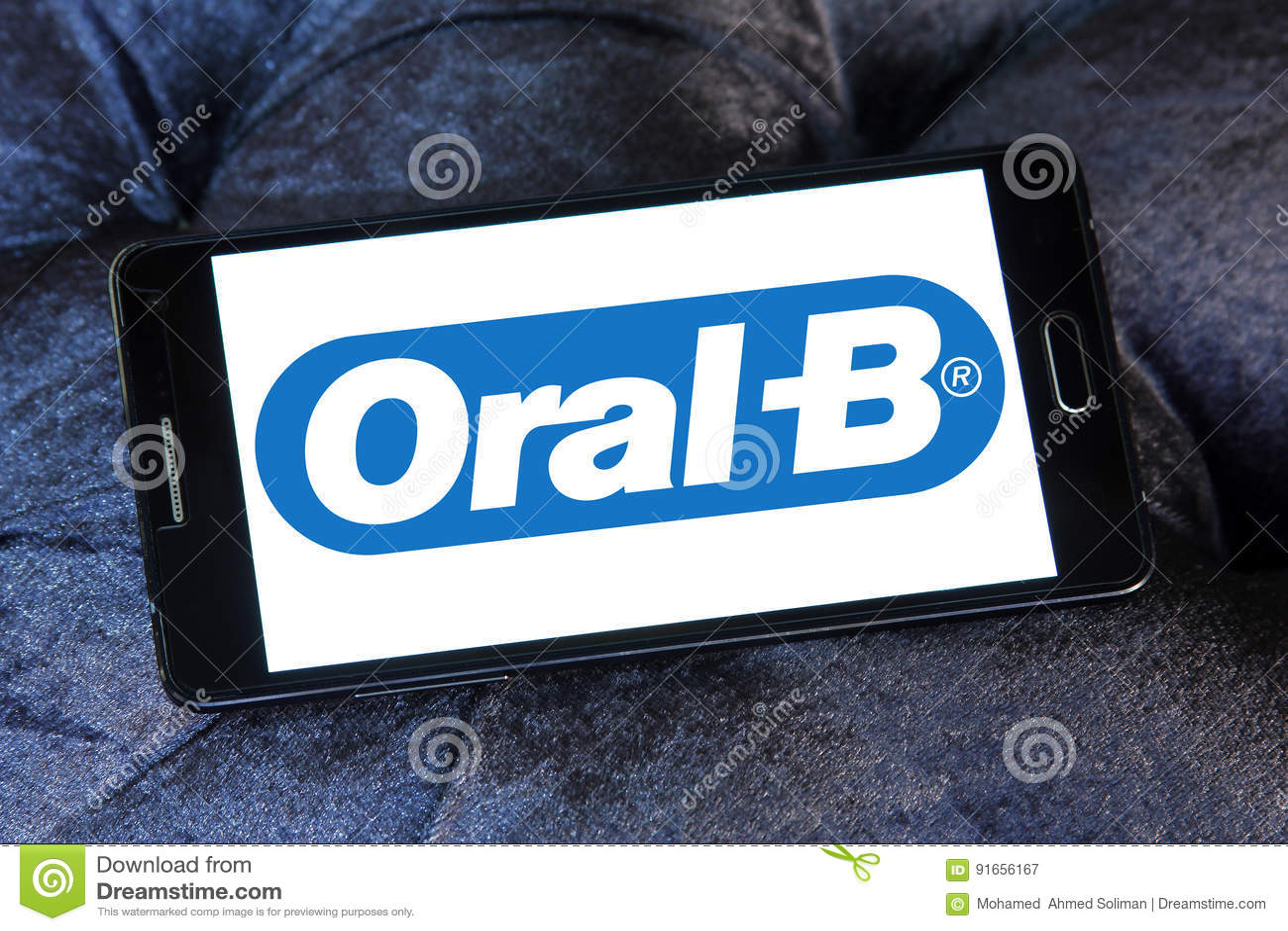 Logotipo oral-b