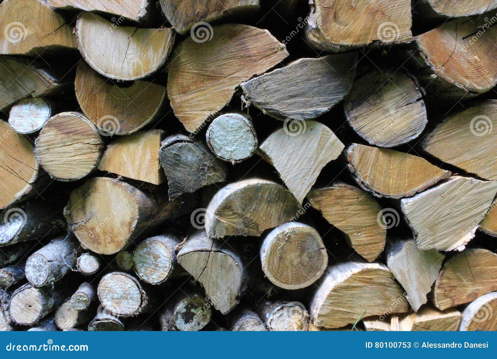 Logs armazenados