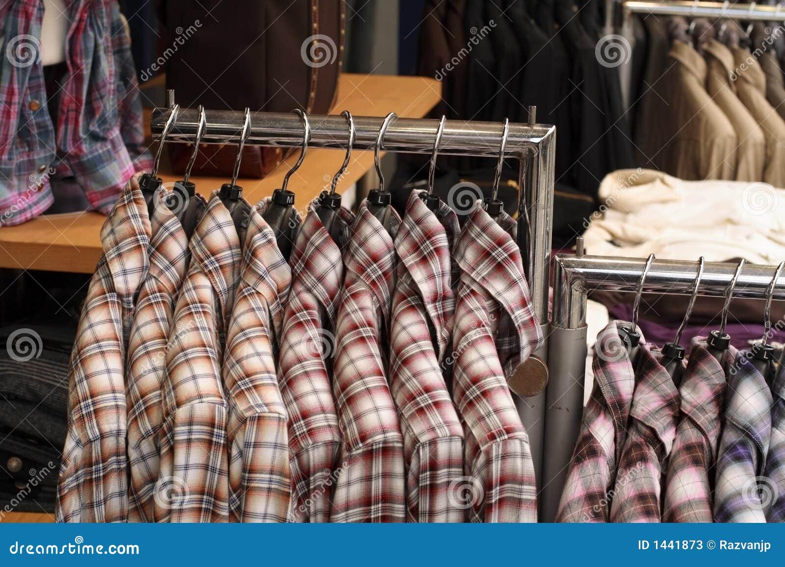Loja da roupa