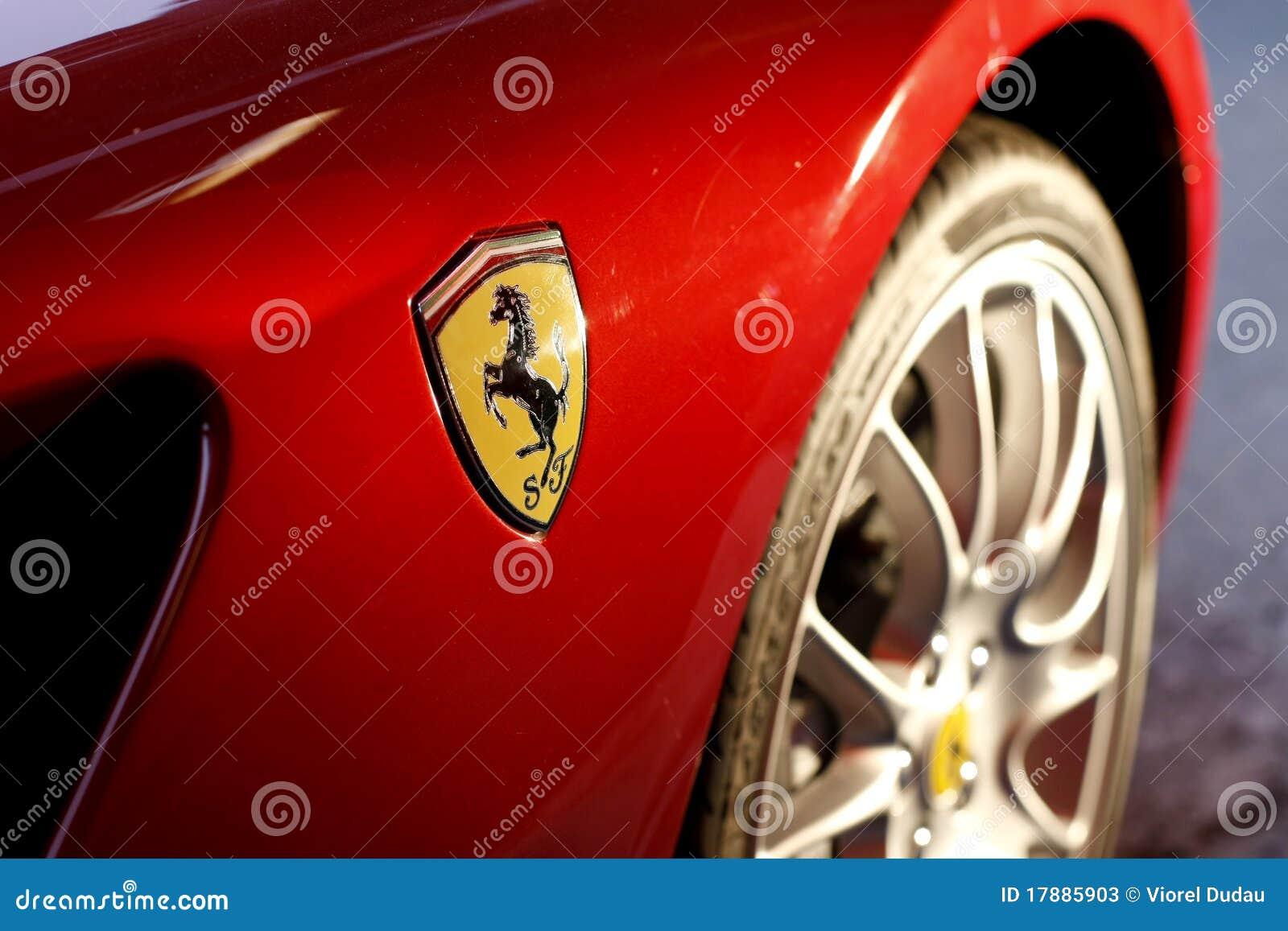 Loja de Ferrari - Bucareste