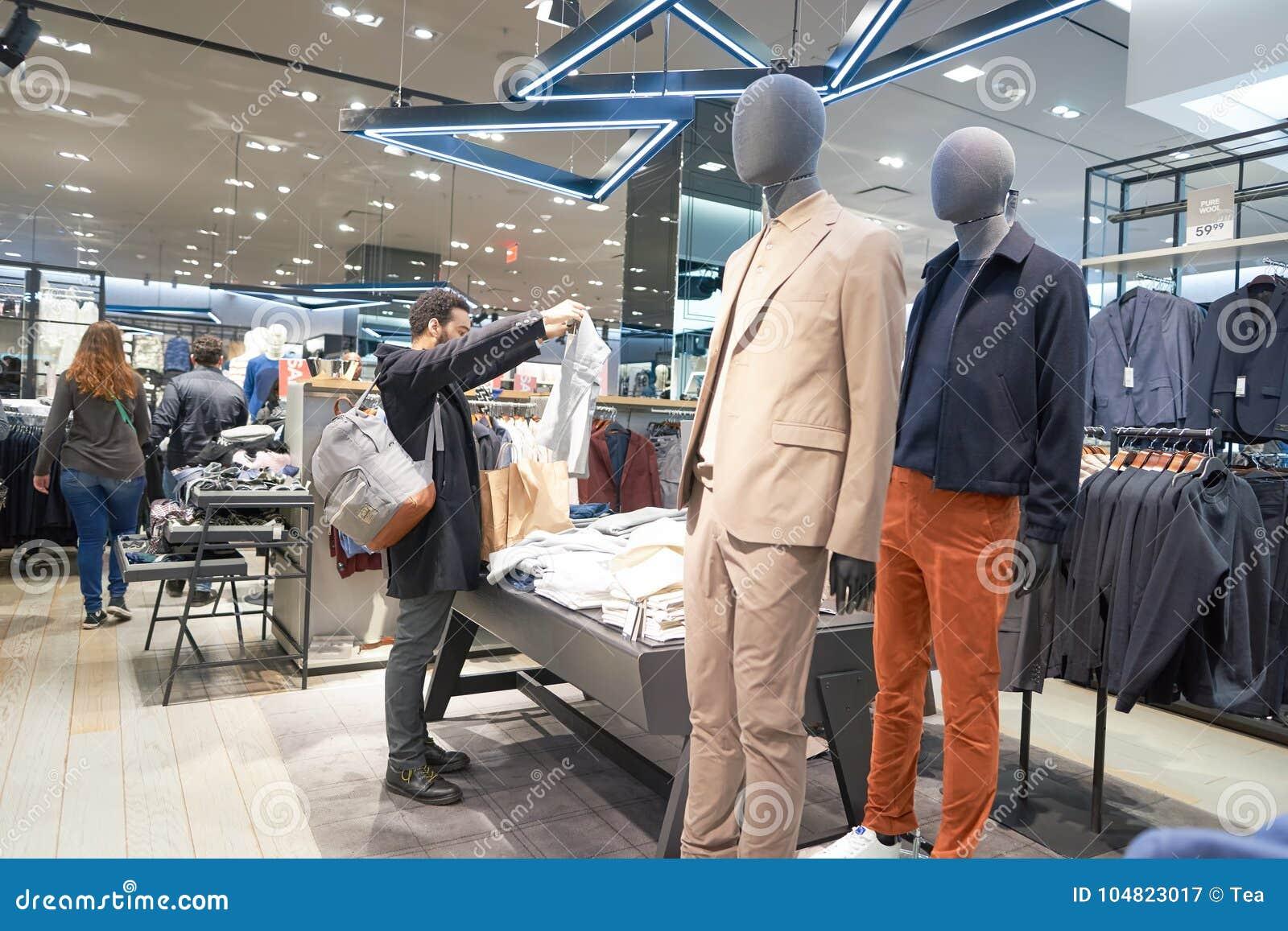 Loja de H&M
