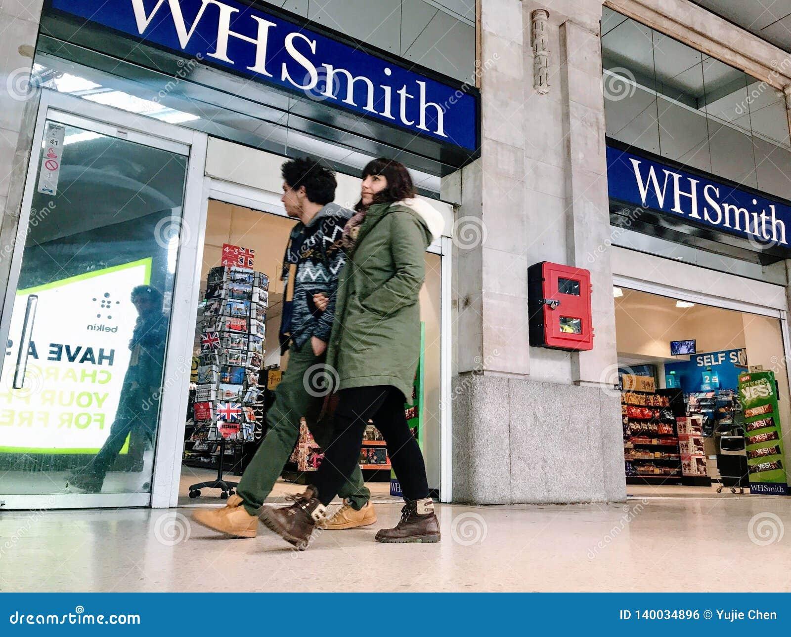 Loja de WHSmith