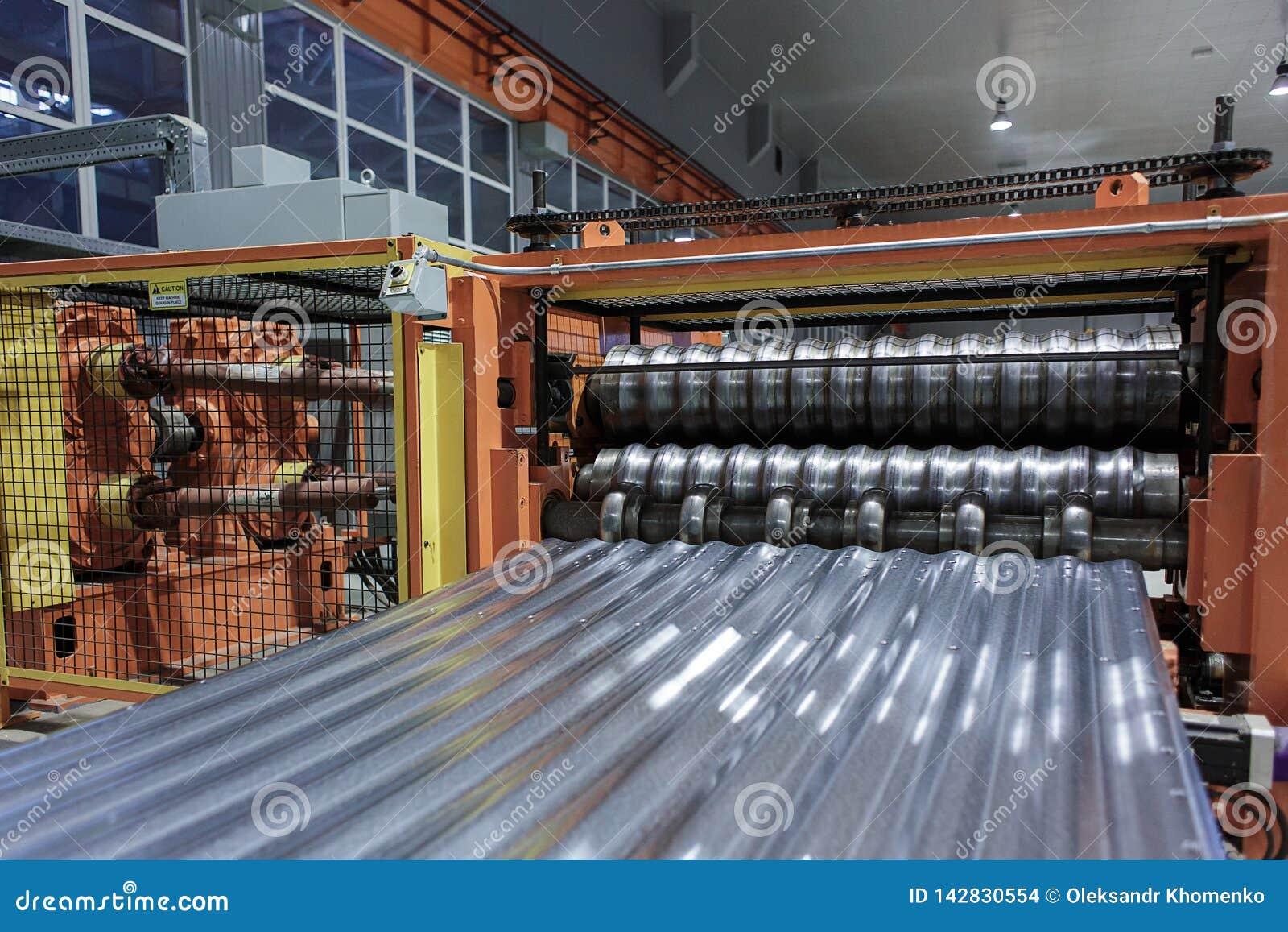 Loja do rolamento do metal