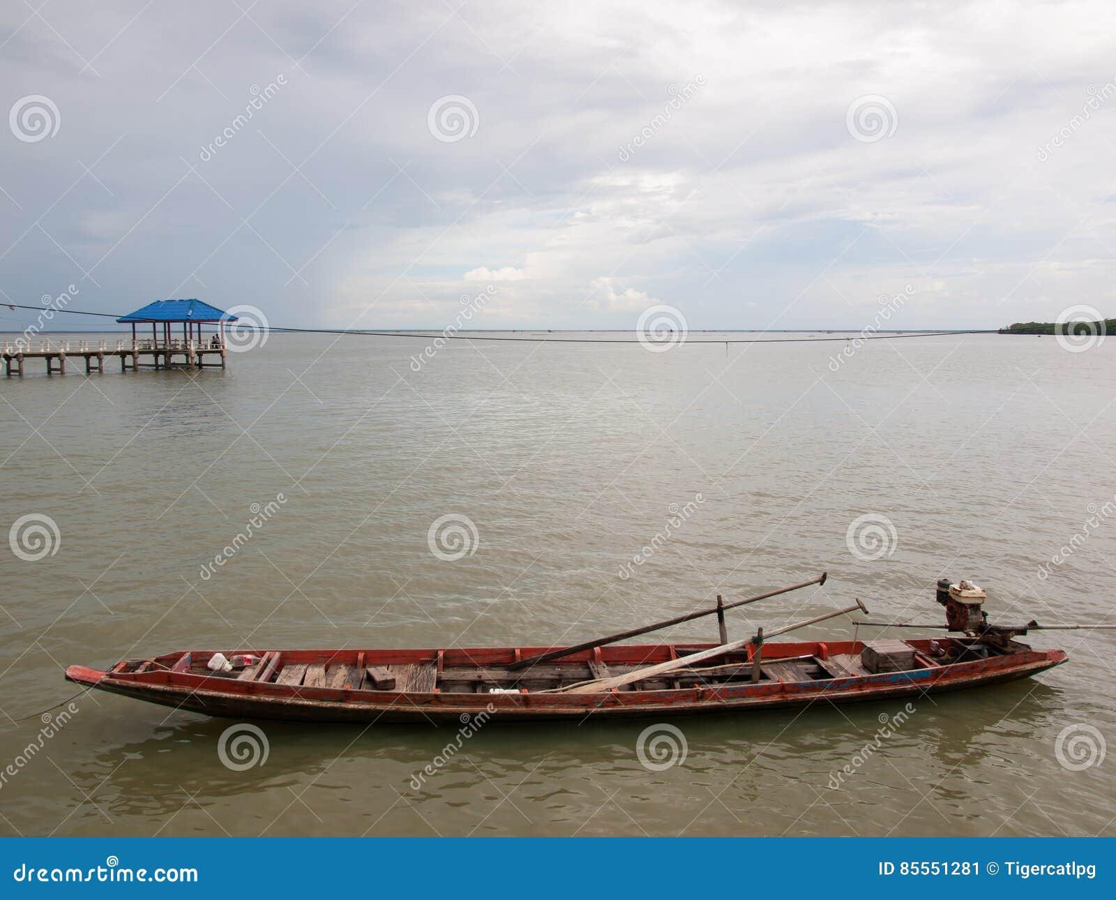 Lokale Fischerboote
