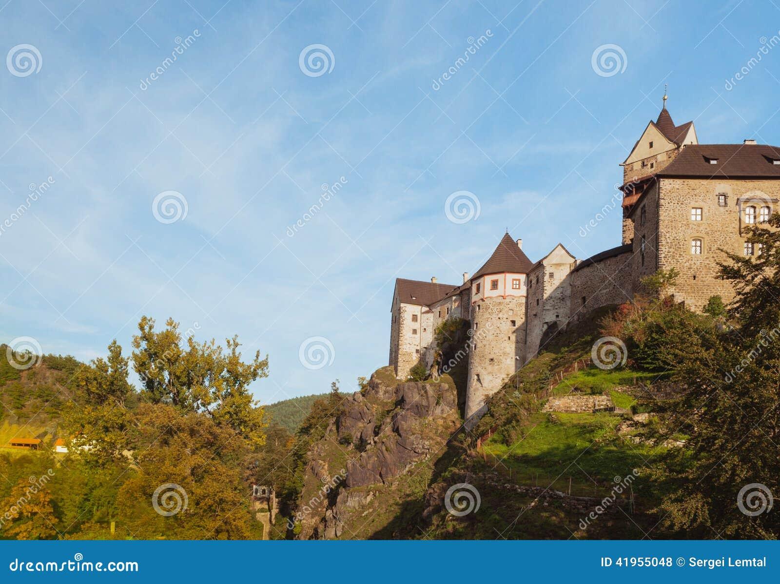 Loket czeska republika
