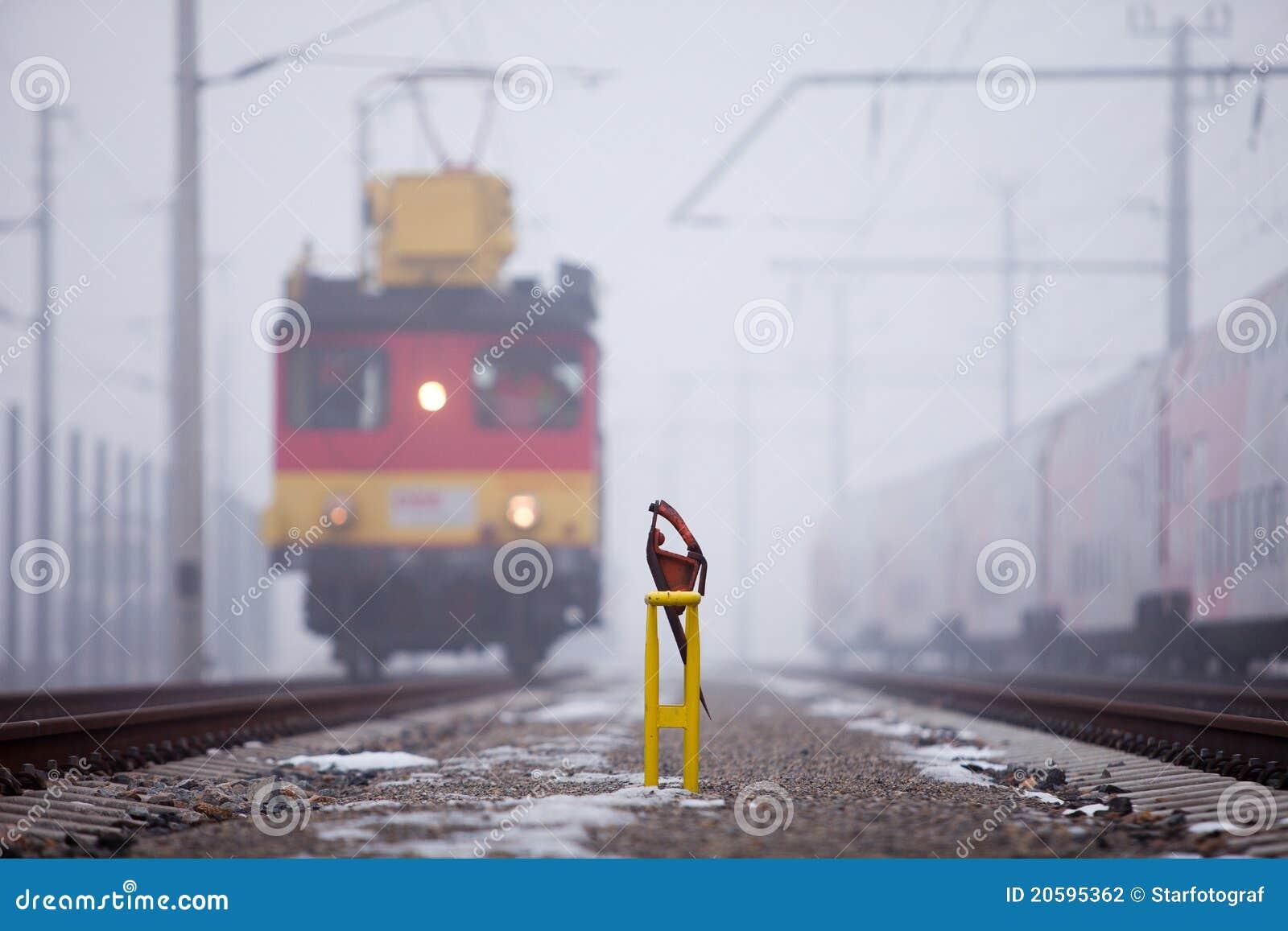 Lokomotoryczna kolej