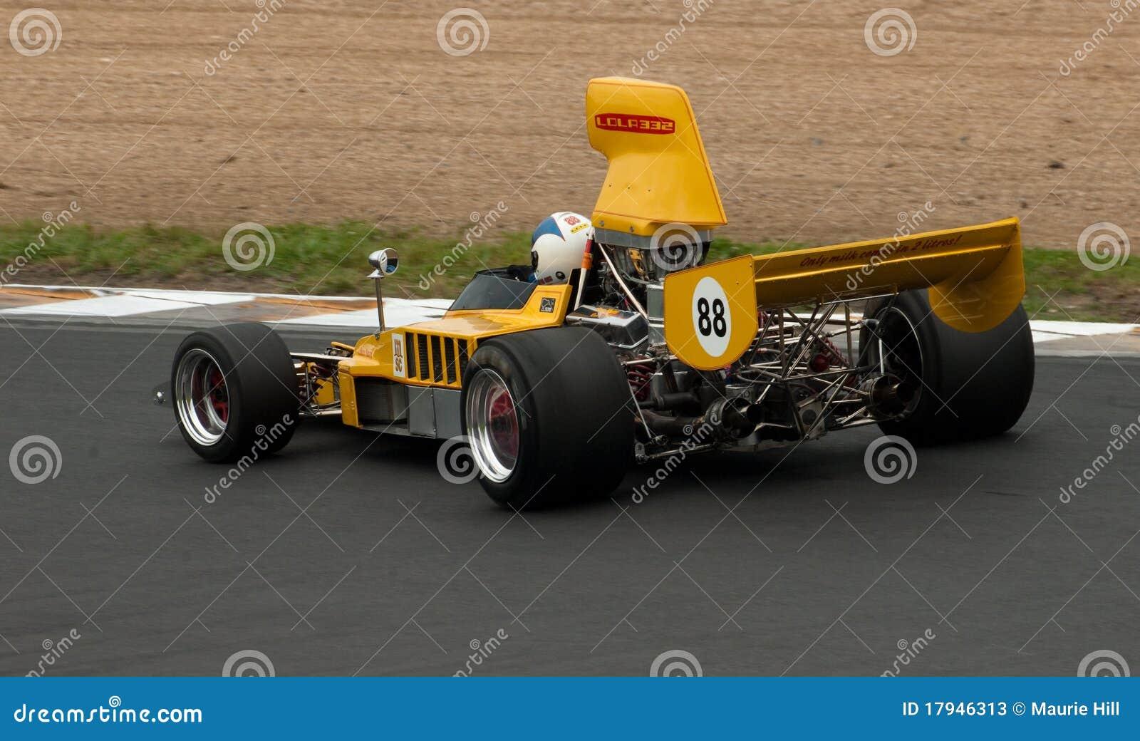 Lola Race Car editorial photo. Image of automotive, british - 43758371