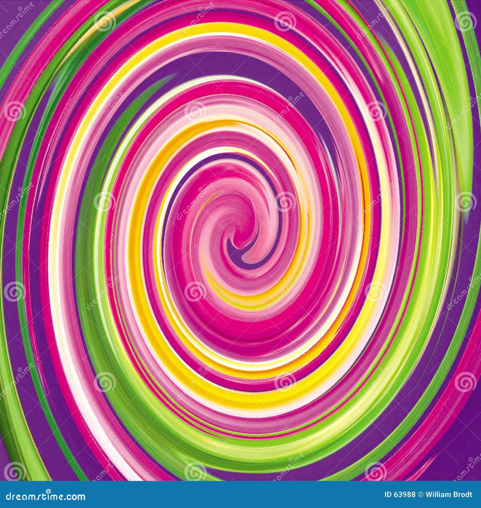 Download Lolipop illustration stock. Illustration du sucrerie, rotation - 63988
