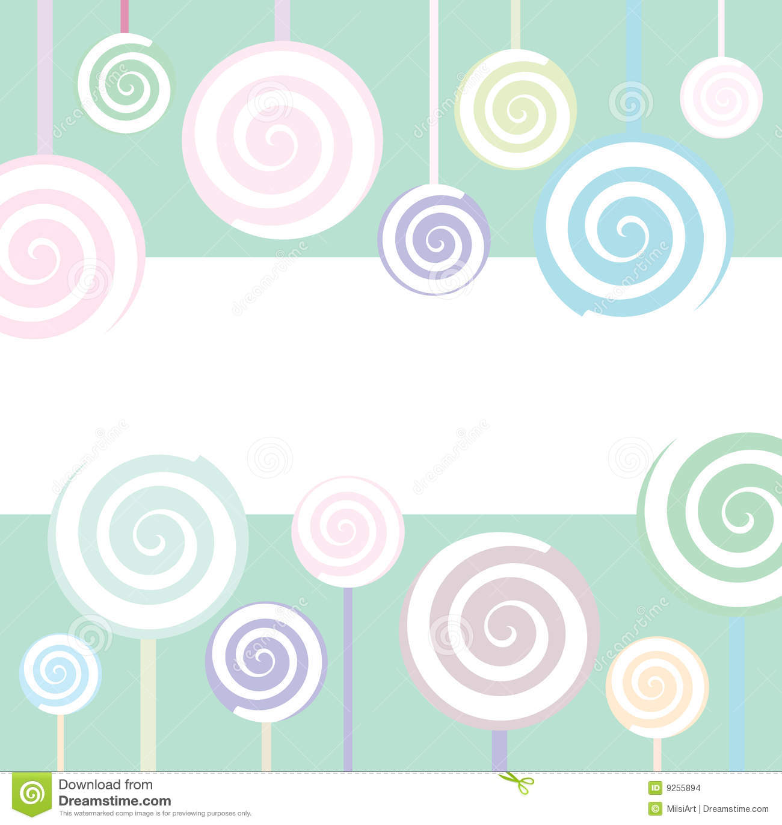 lollipop background stock images
