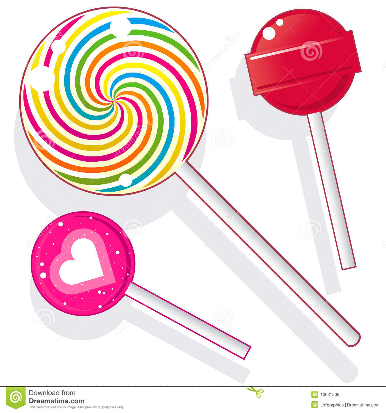 Lollipop candy