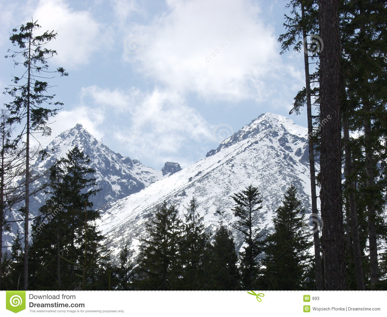 Lomnica mountain