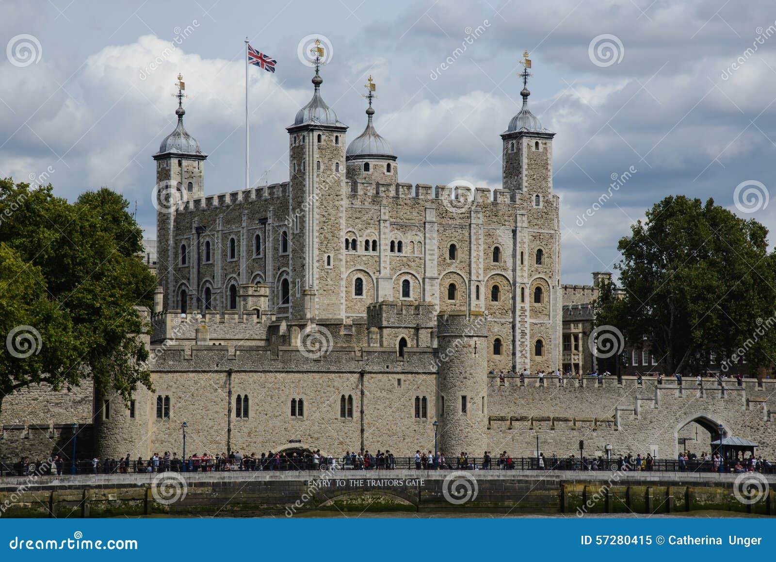 Londen, de toren