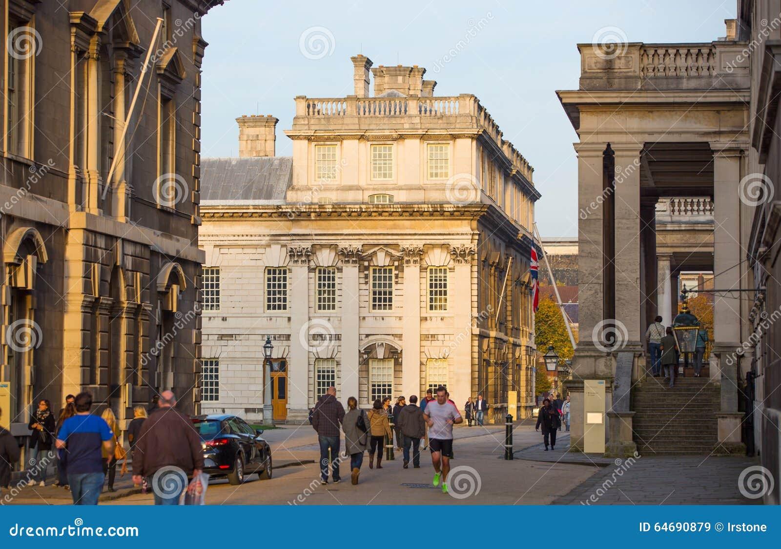 LONDEN, Oude Koninklijke bureaus in Grinwich