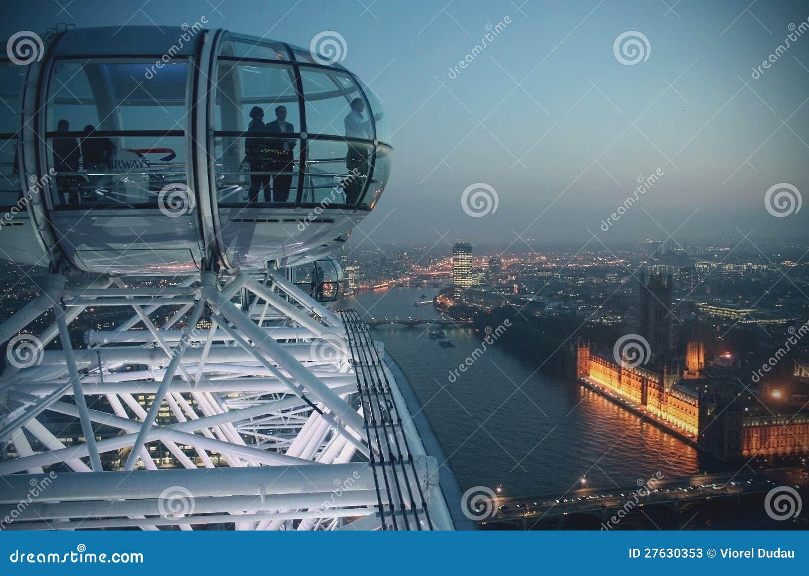 London öga