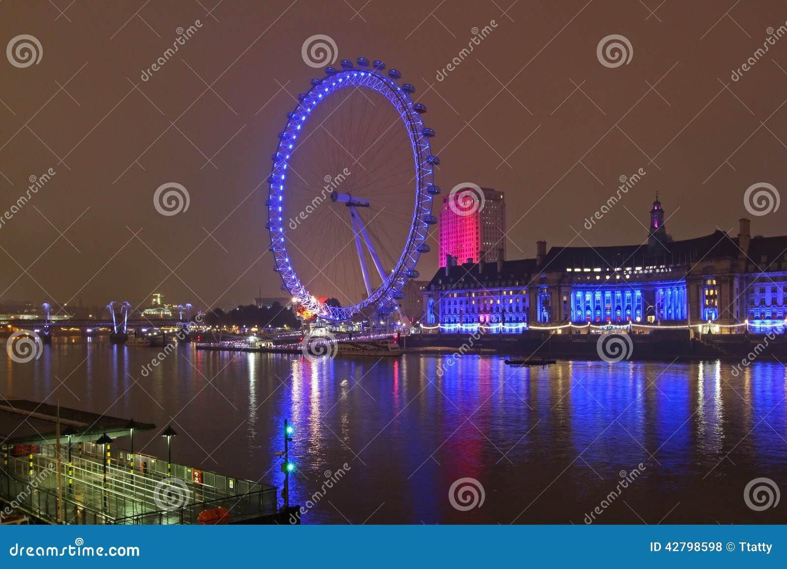 London ögonnatt