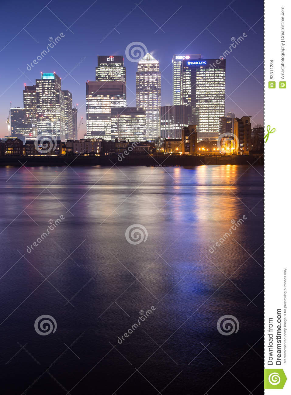 London Banks England editorial stock image  Image of color - 83311284