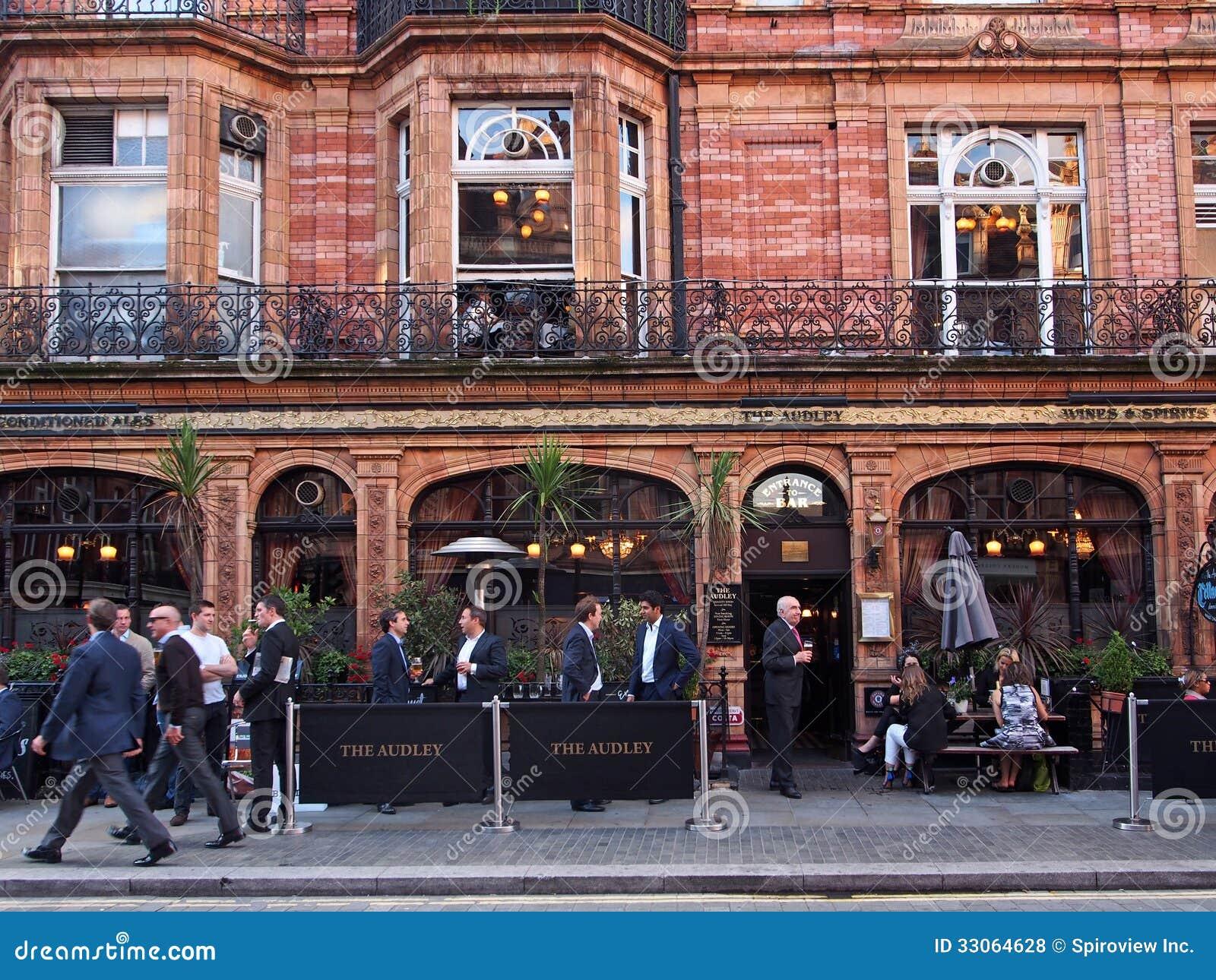 London bar, Mayfair