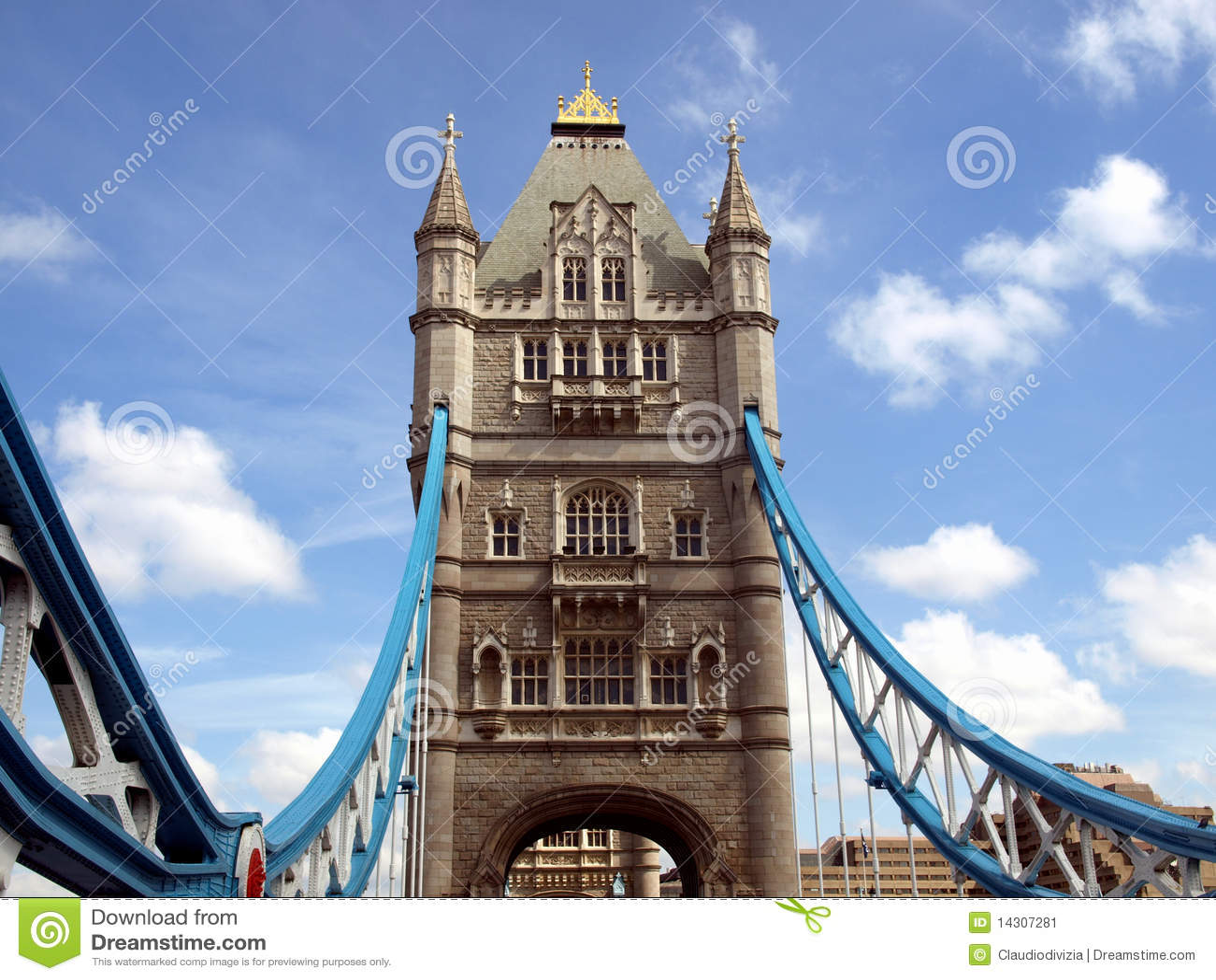 London bridżowy wierza